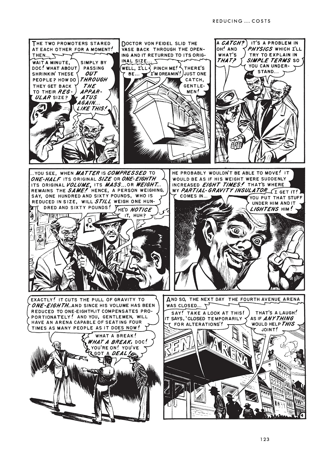 Read online The Martian Monster and Other Stories comic -  Issue # TPB (Part 2) - 38
