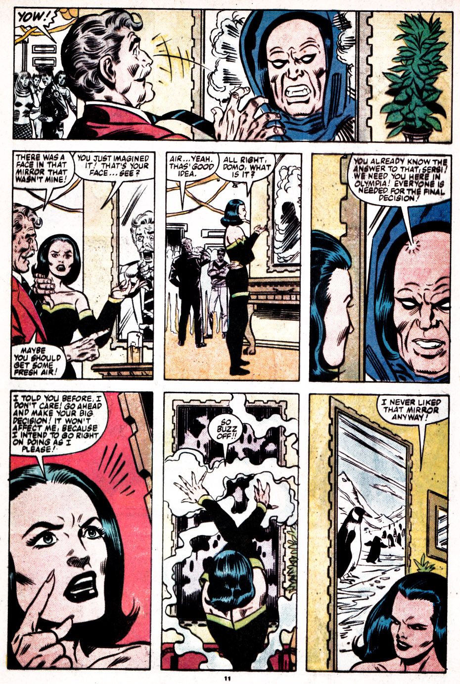 The Avengers (1963) 246 Page 11