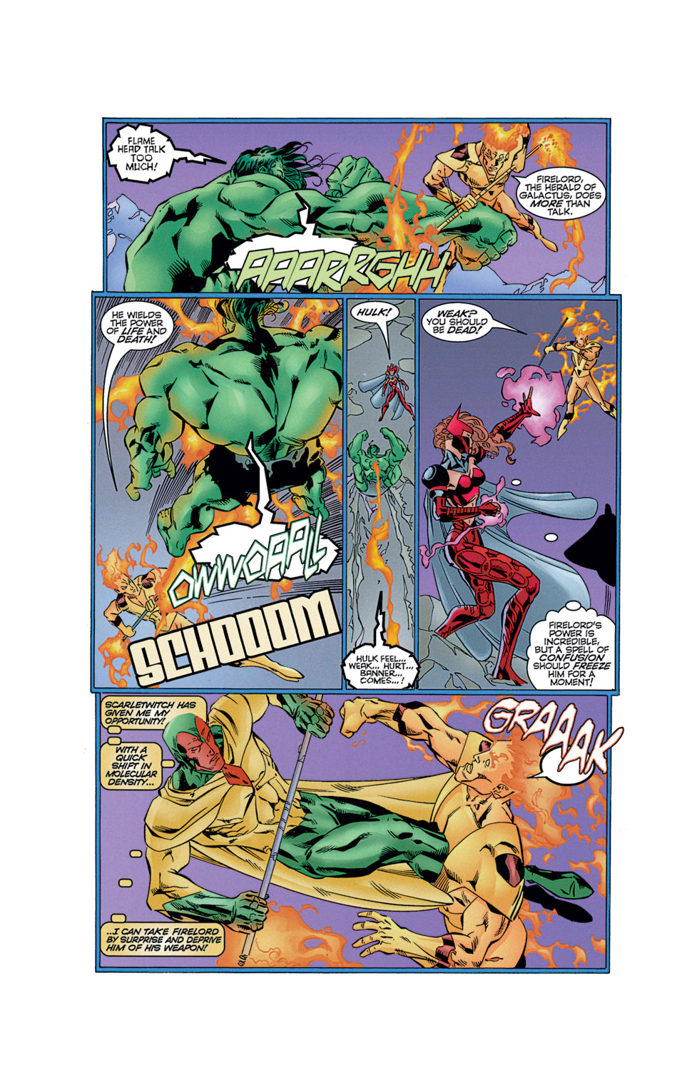Read online Avengers (1996) comic -  Issue #12 - 25