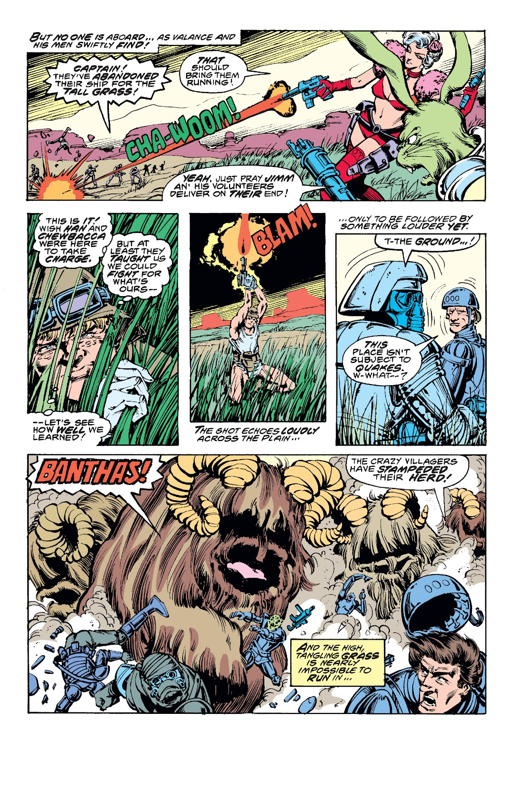 Read online Star Wars Legends: The Original Marvel Years - Epic Collection comic -  Issue # TPB 1 (Part 3) - 93