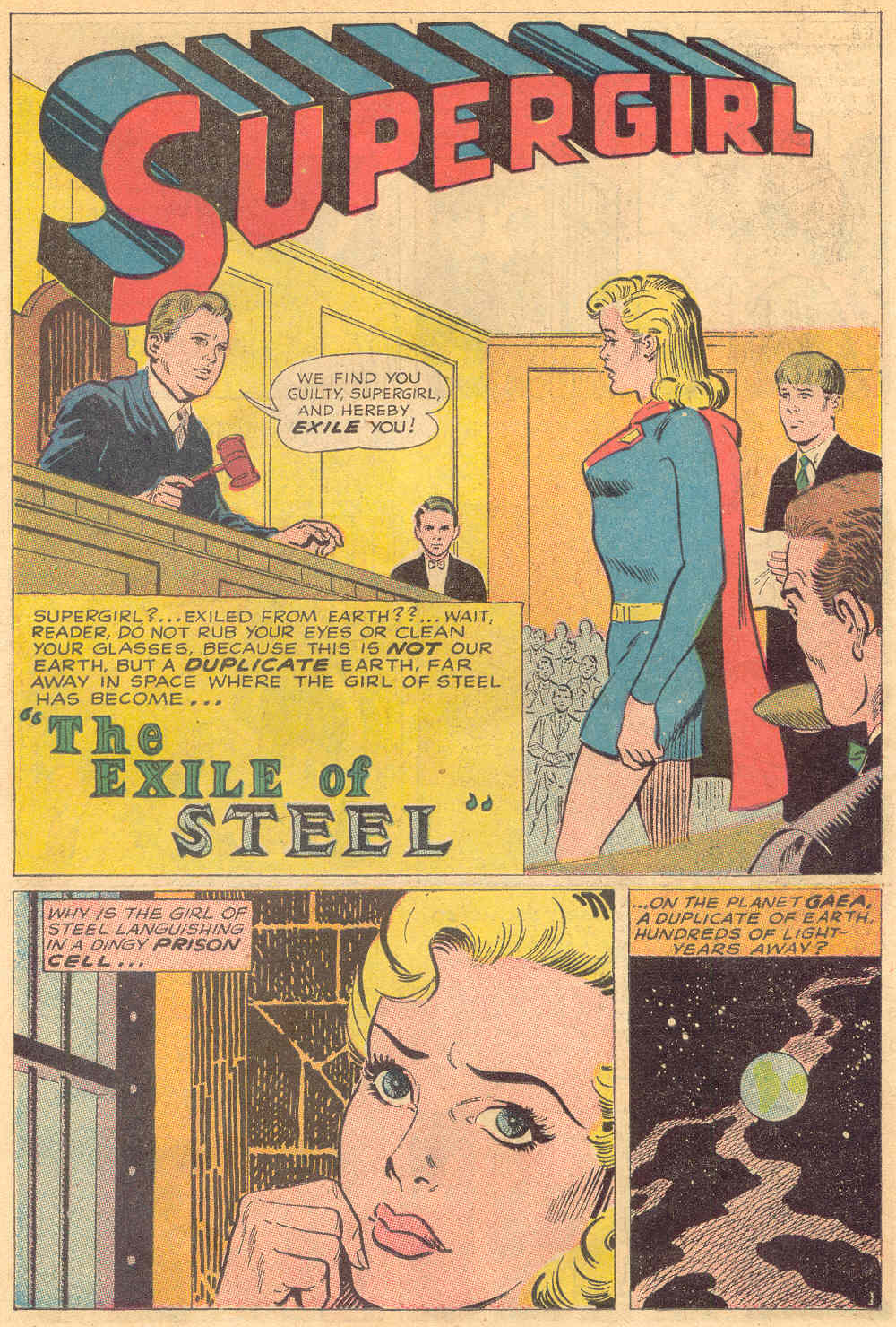 Read online Action Comics (1938) comic -  Issue #345 - 19