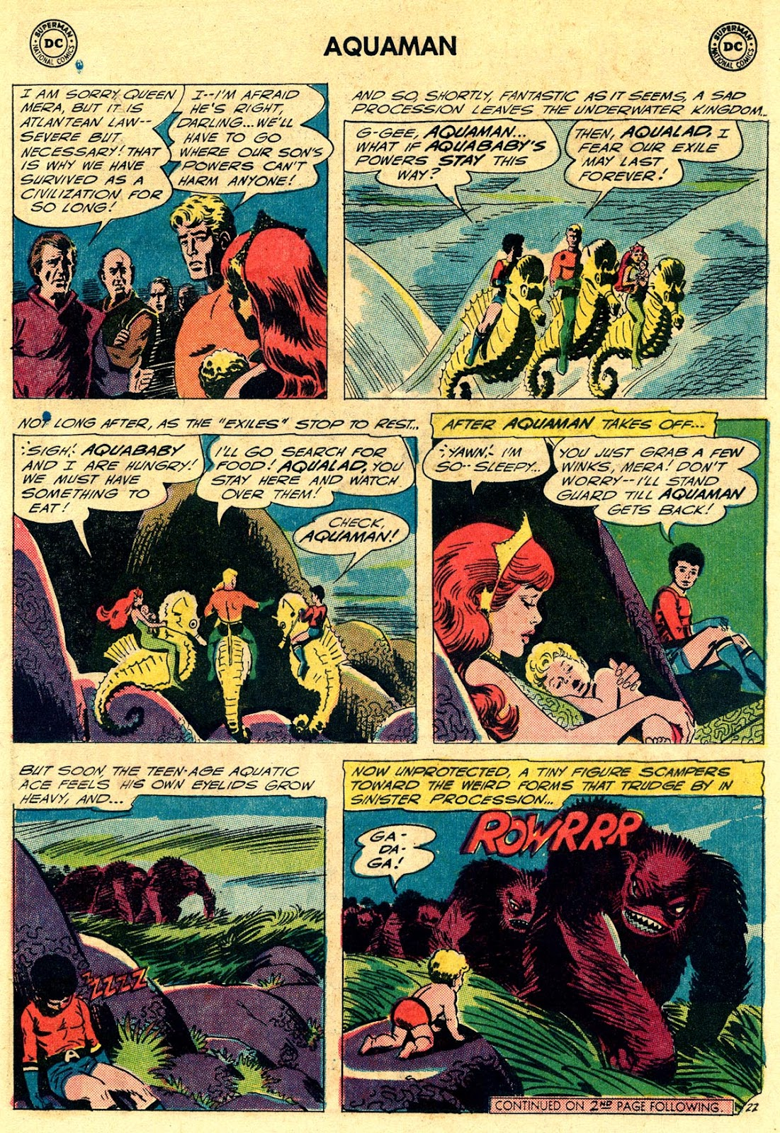 Aquaman (1962) Issue #23 #23 - English 29
