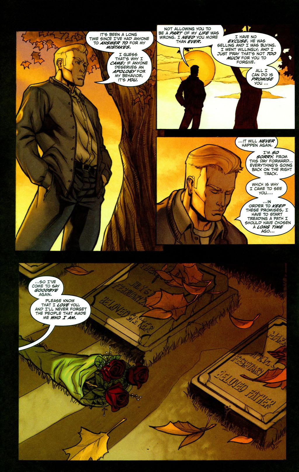 Read online Snake Eyes: Declassified comic -  Issue #2 - 21
