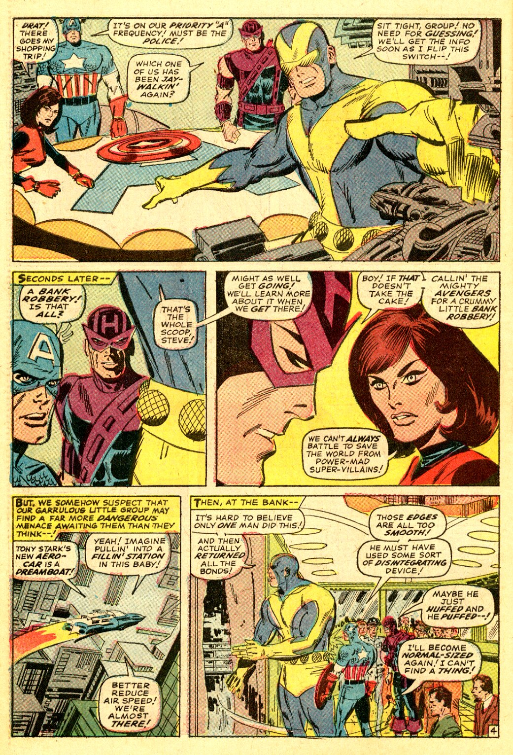 The Avengers (1963) 34 Page 4