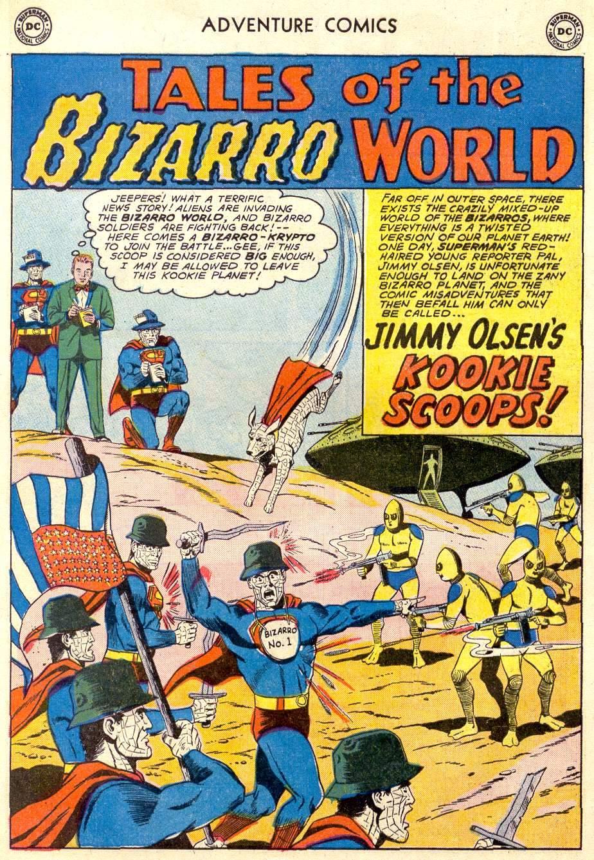 Read online Adventure Comics (1938) comic -  Issue #287 - 20
