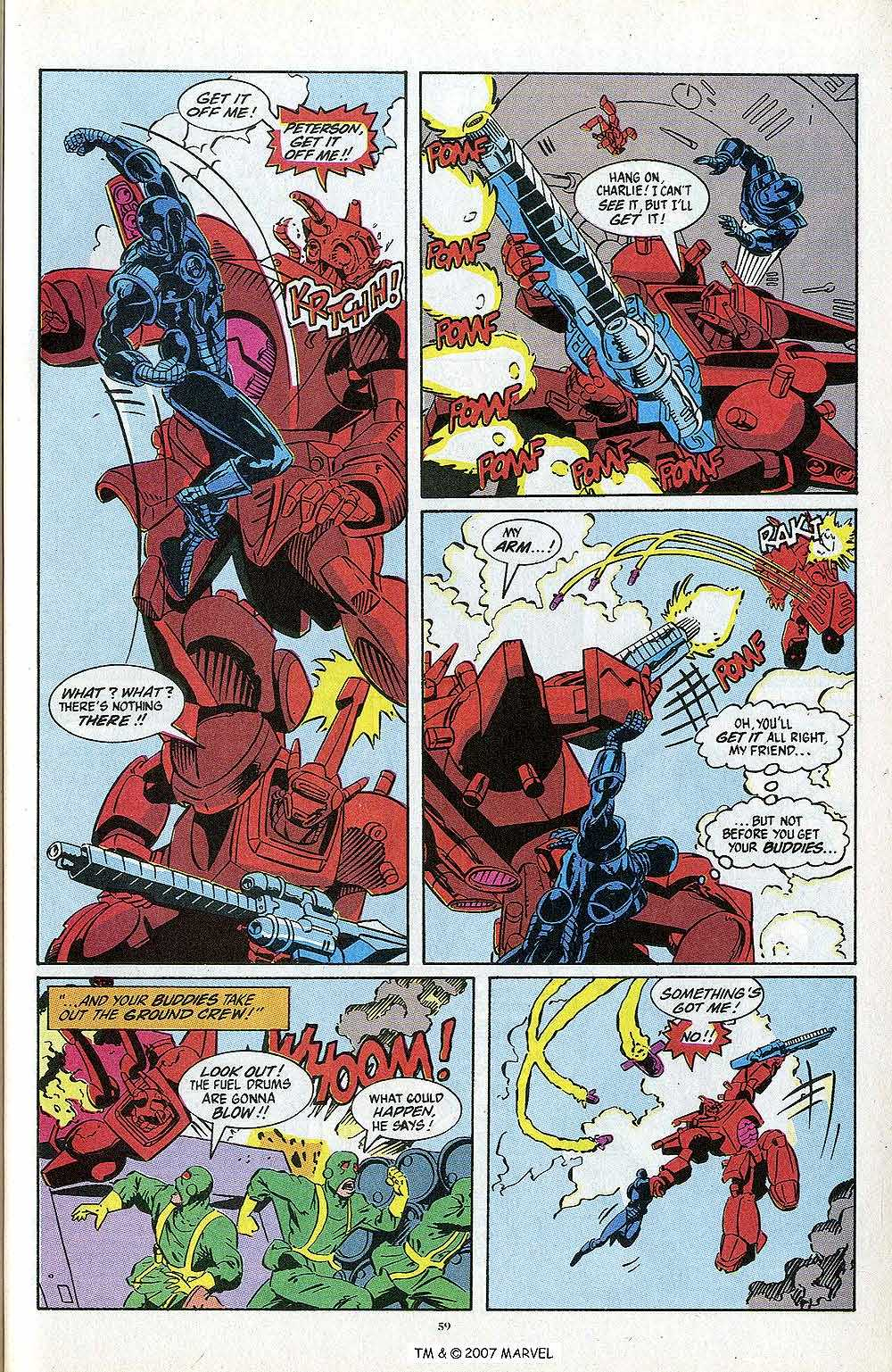 Iron Man Annual issue 13 - Page 61