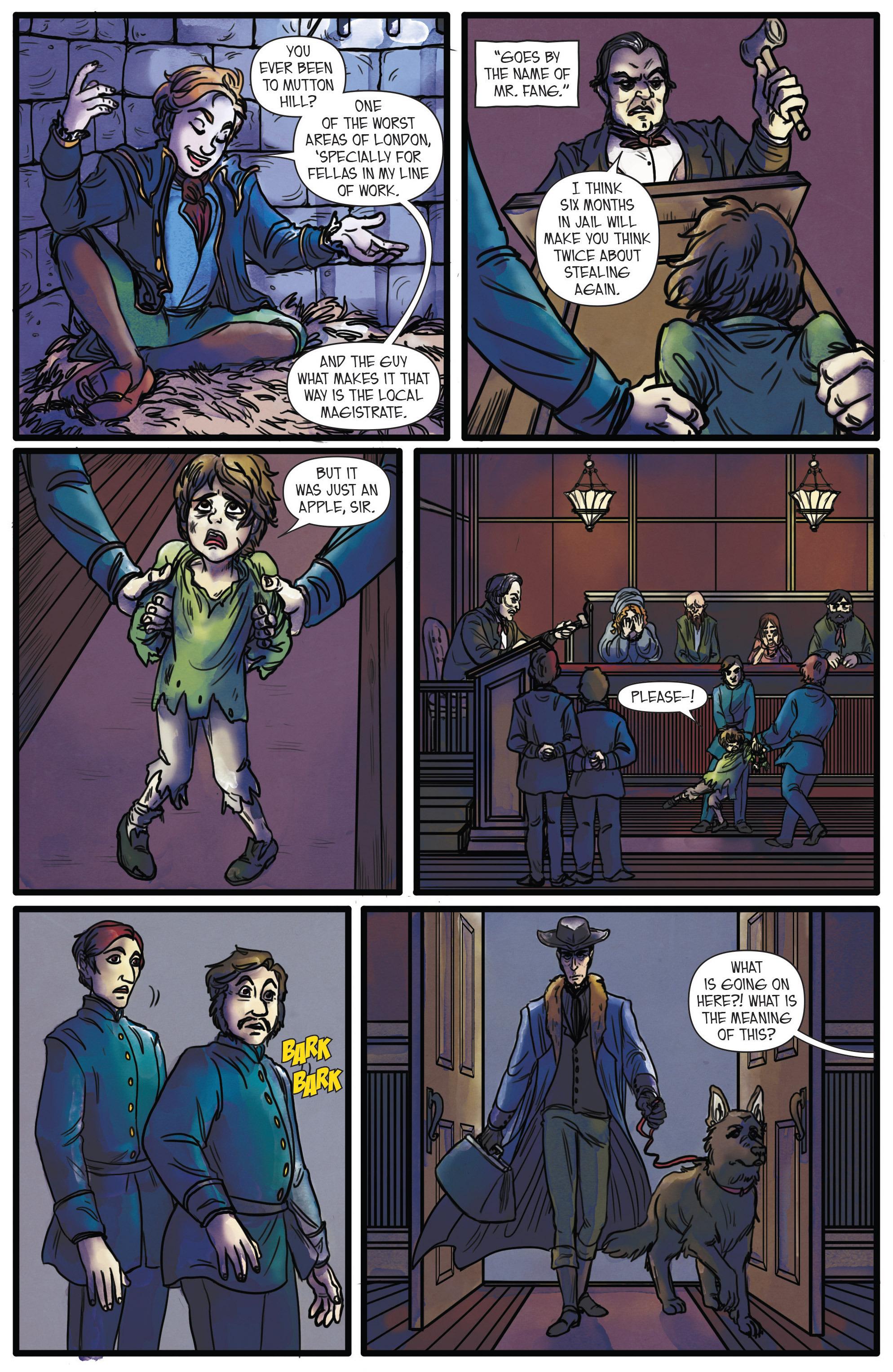 Read online Artful comic -  Issue #2 - 3