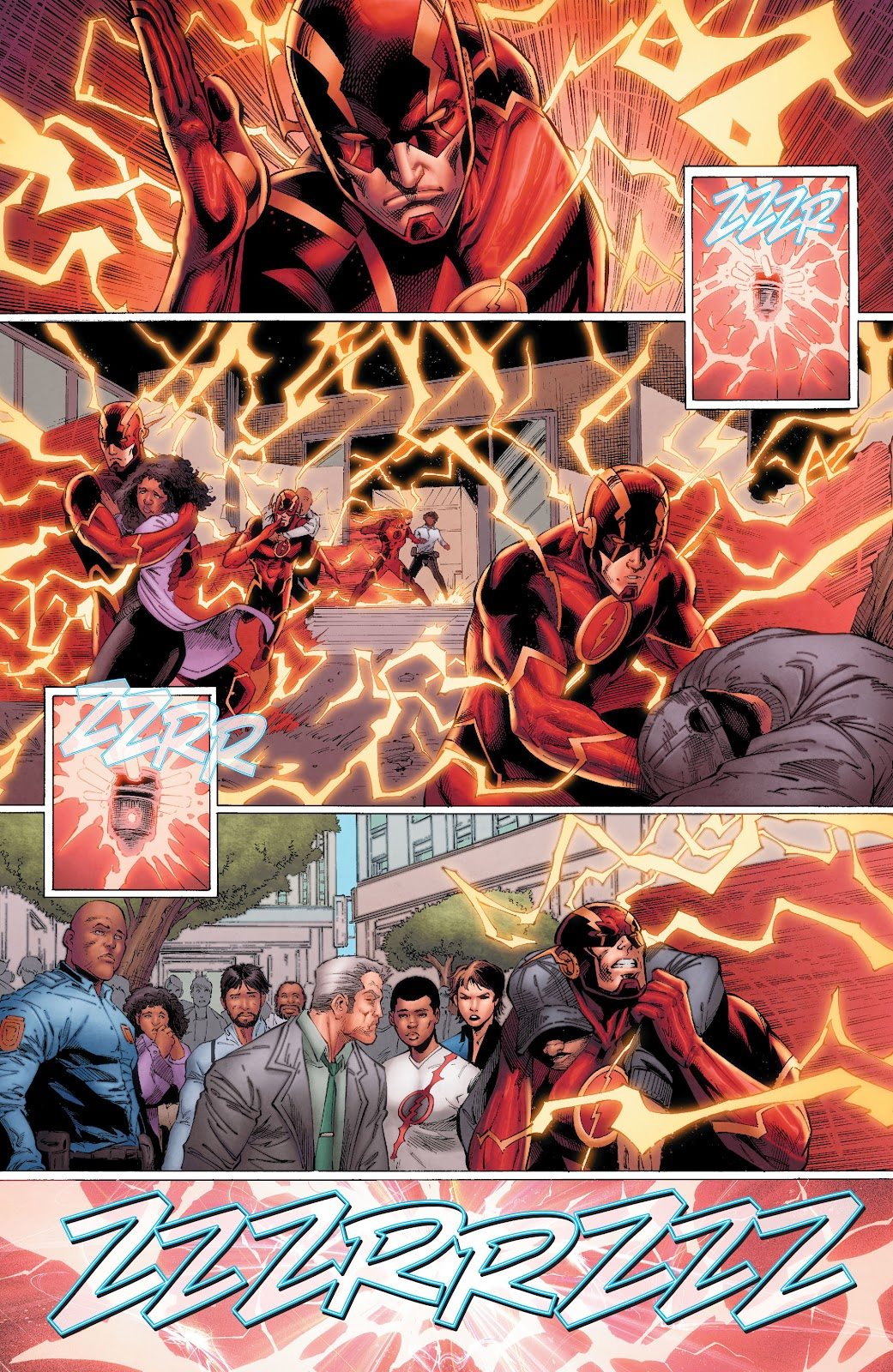 Read online The Flash (2011) comic -  Issue # _TPB 8 (Part 2) - 54