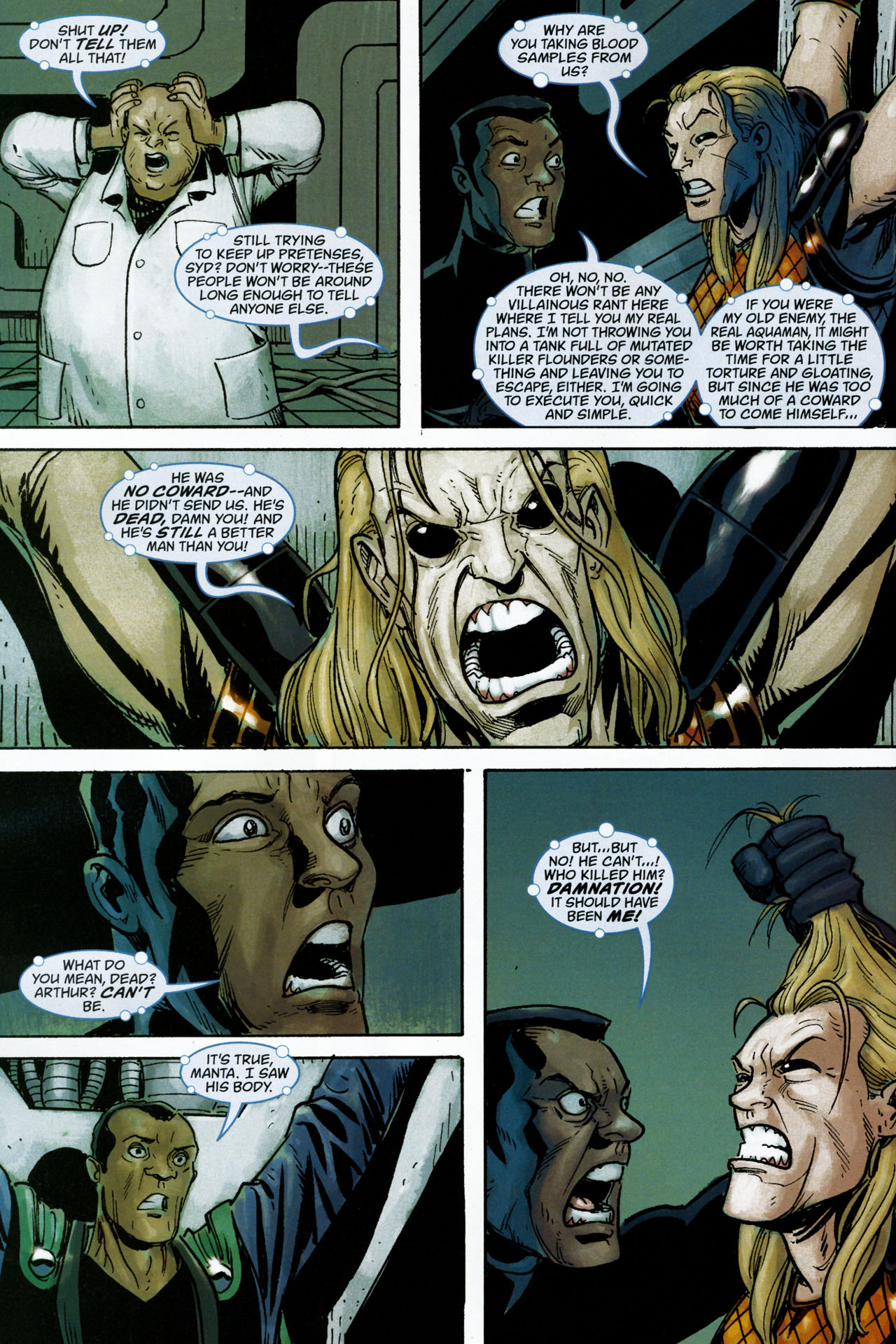 Read online Aquaman: Sword of Atlantis comic -  Issue #53 - 9