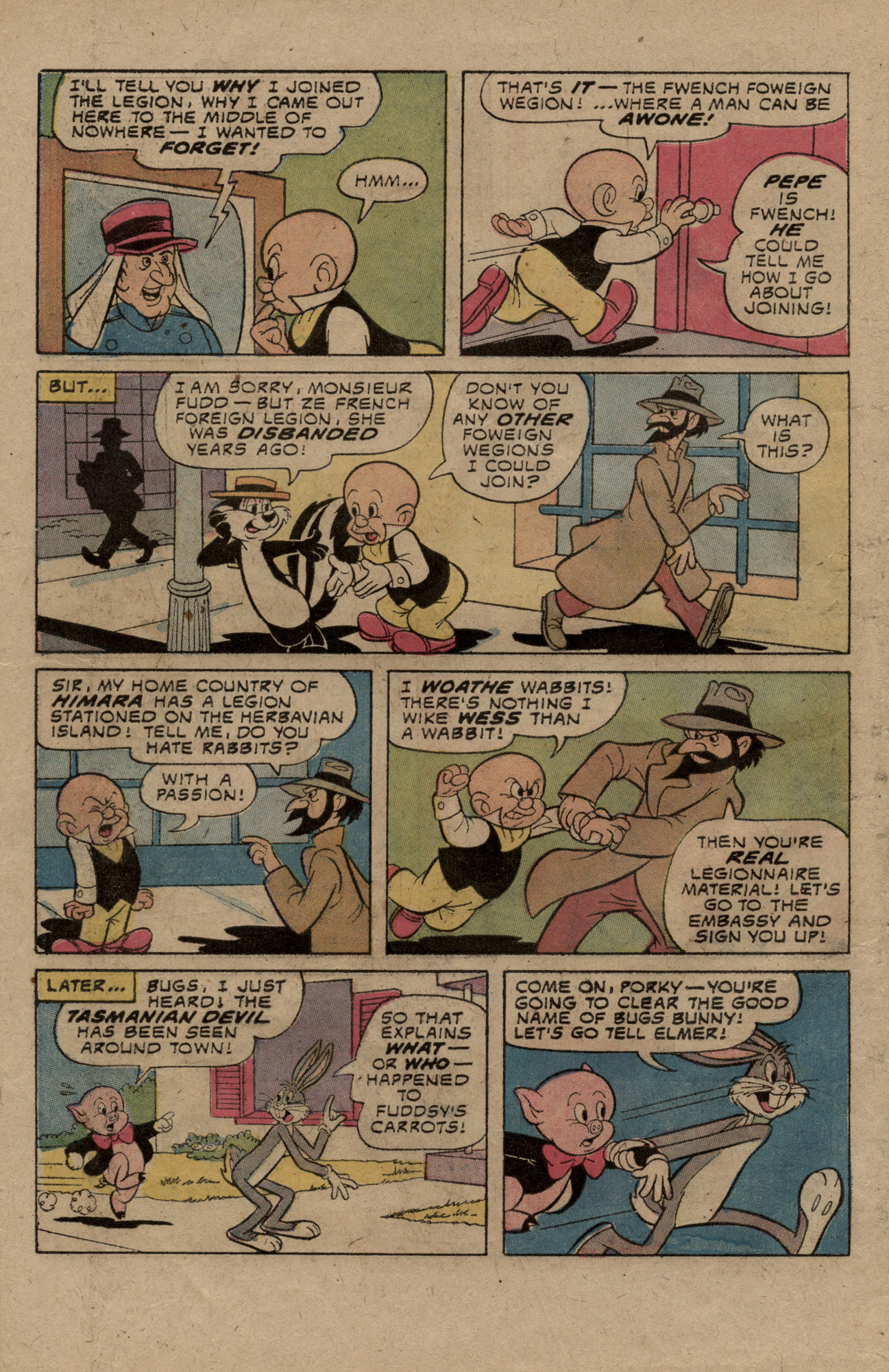 Bugs Bunny (1952) issue 162 - Page 6