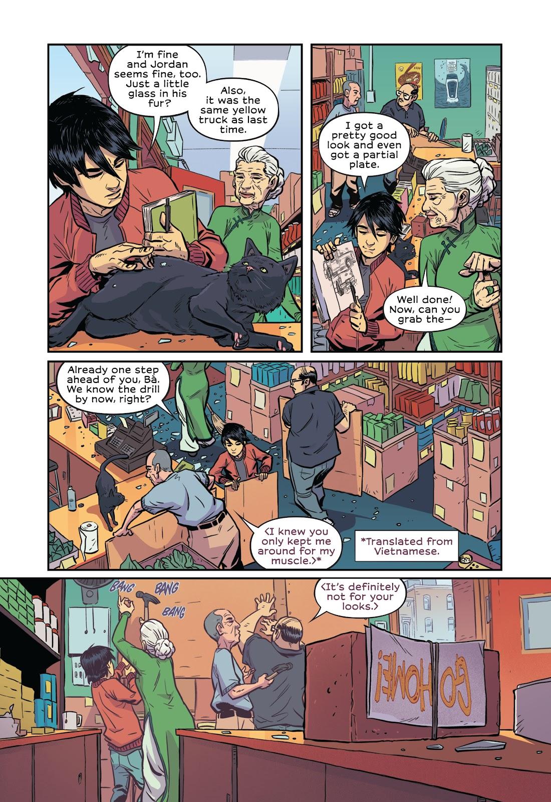 Read online Green Lantern: Legacy comic -  Issue # TPB - 9