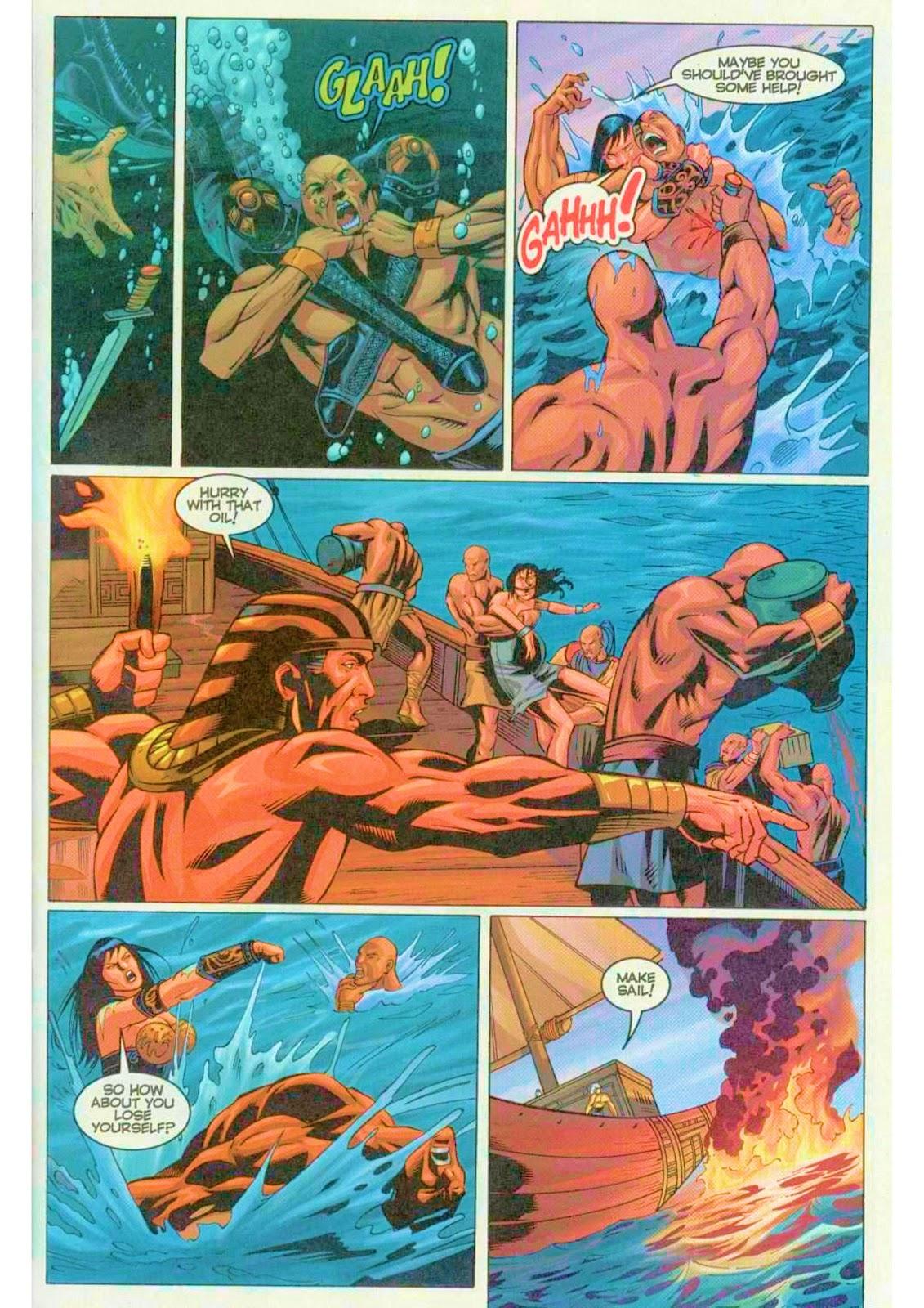 Xena: Warrior Princess (1999) Issue #5 #5 - English 7