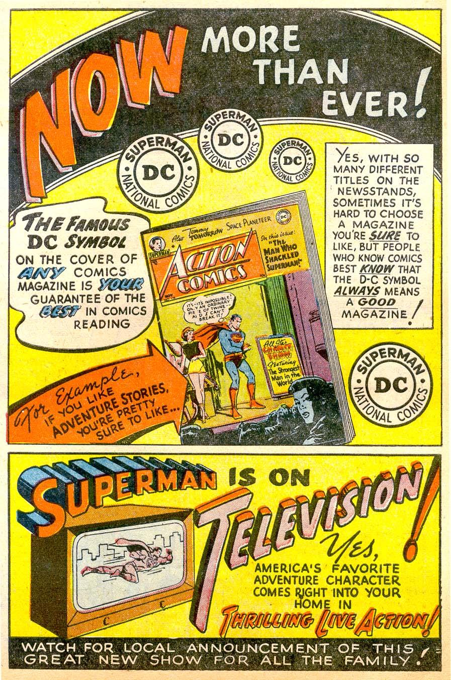Read online Adventure Comics (1938) comic -  Issue #183 - 33