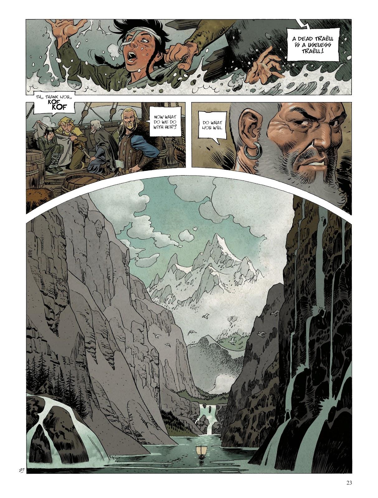 Read online Asgard comic -  Issue #1 - 25