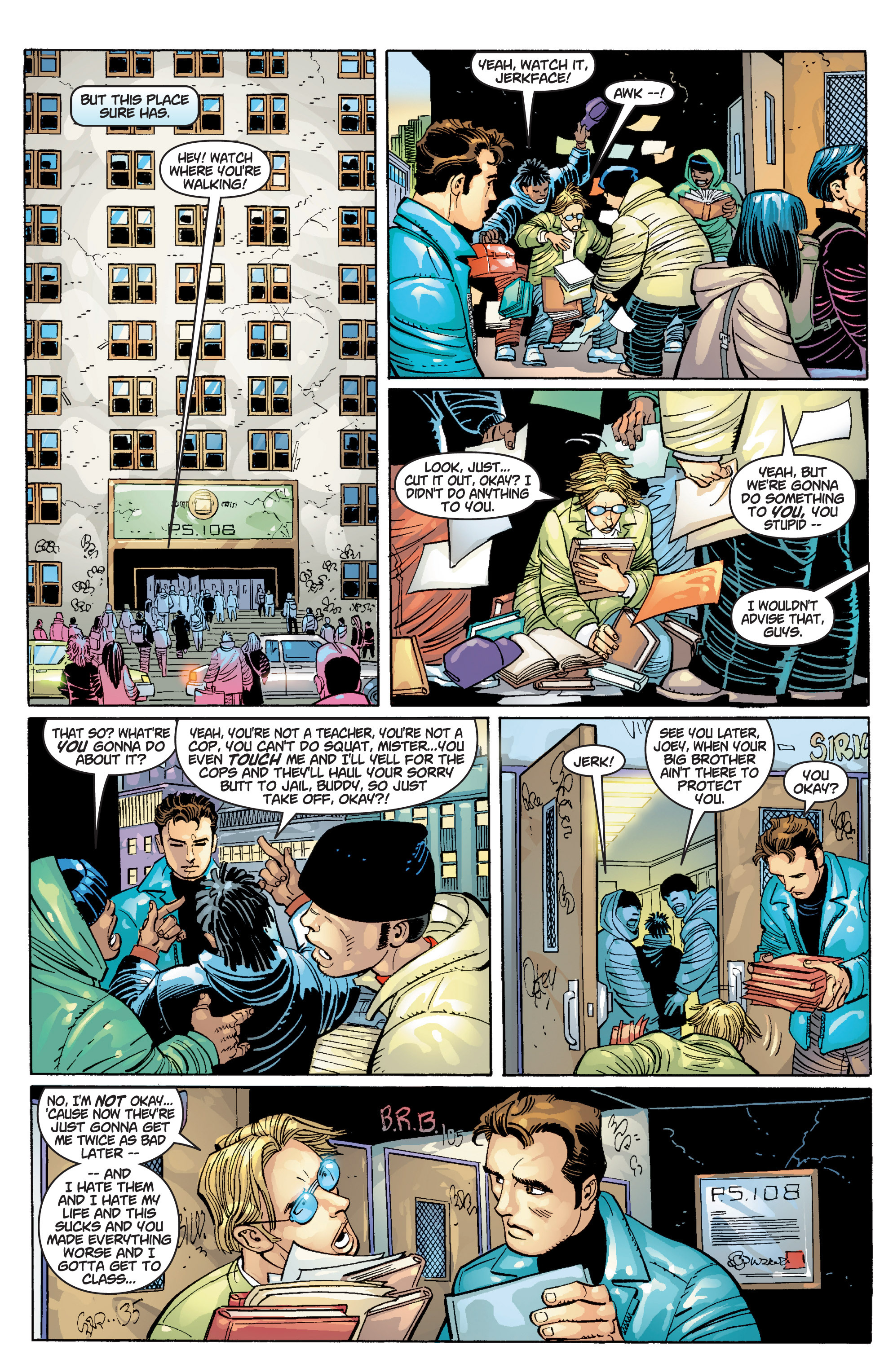 The Amazing Spider-Man (1999) 30 Page 9