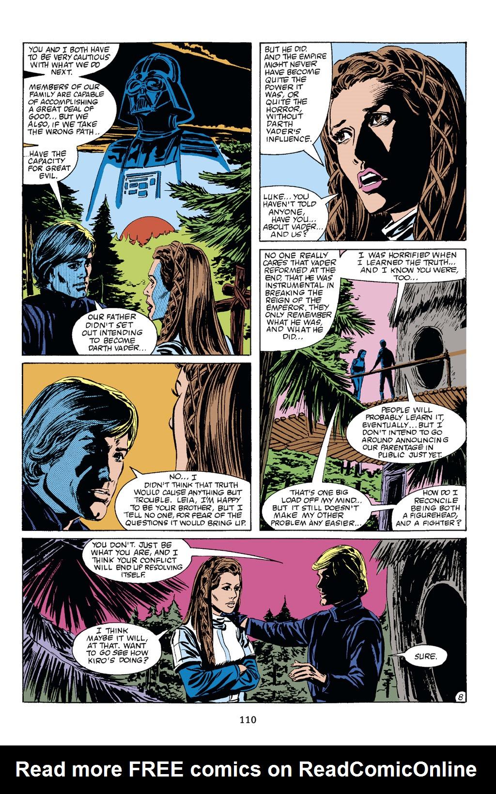Read online Star Wars Omnibus comic -  Issue # Vol. 21 - 104