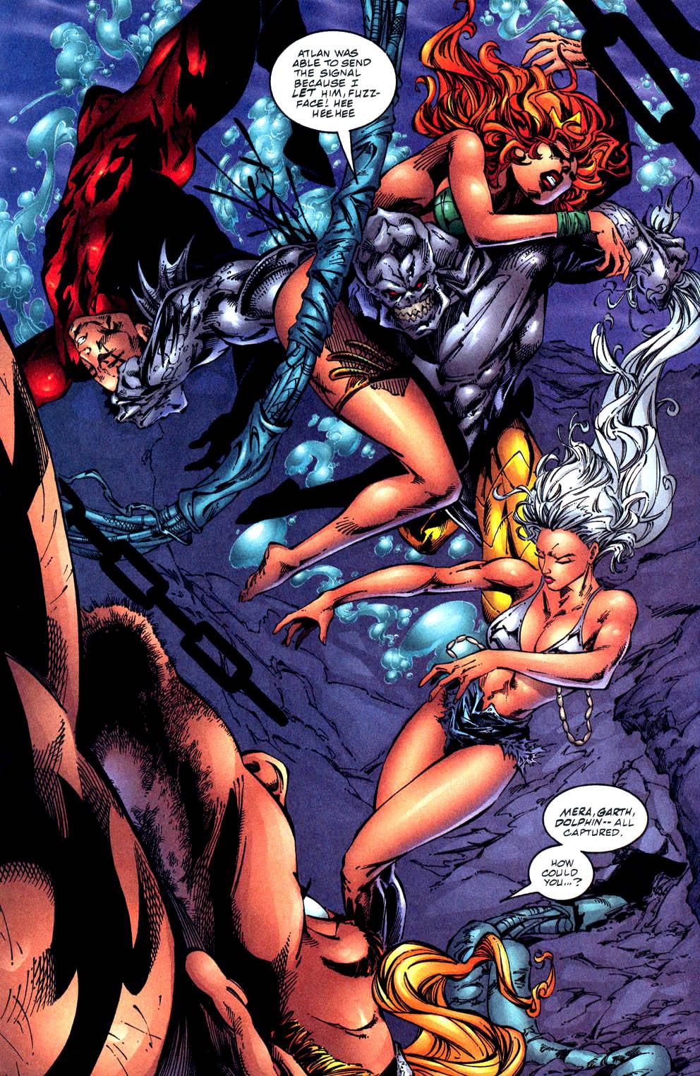 Read online Aquaman (1994) comic -  Issue #57 - 4