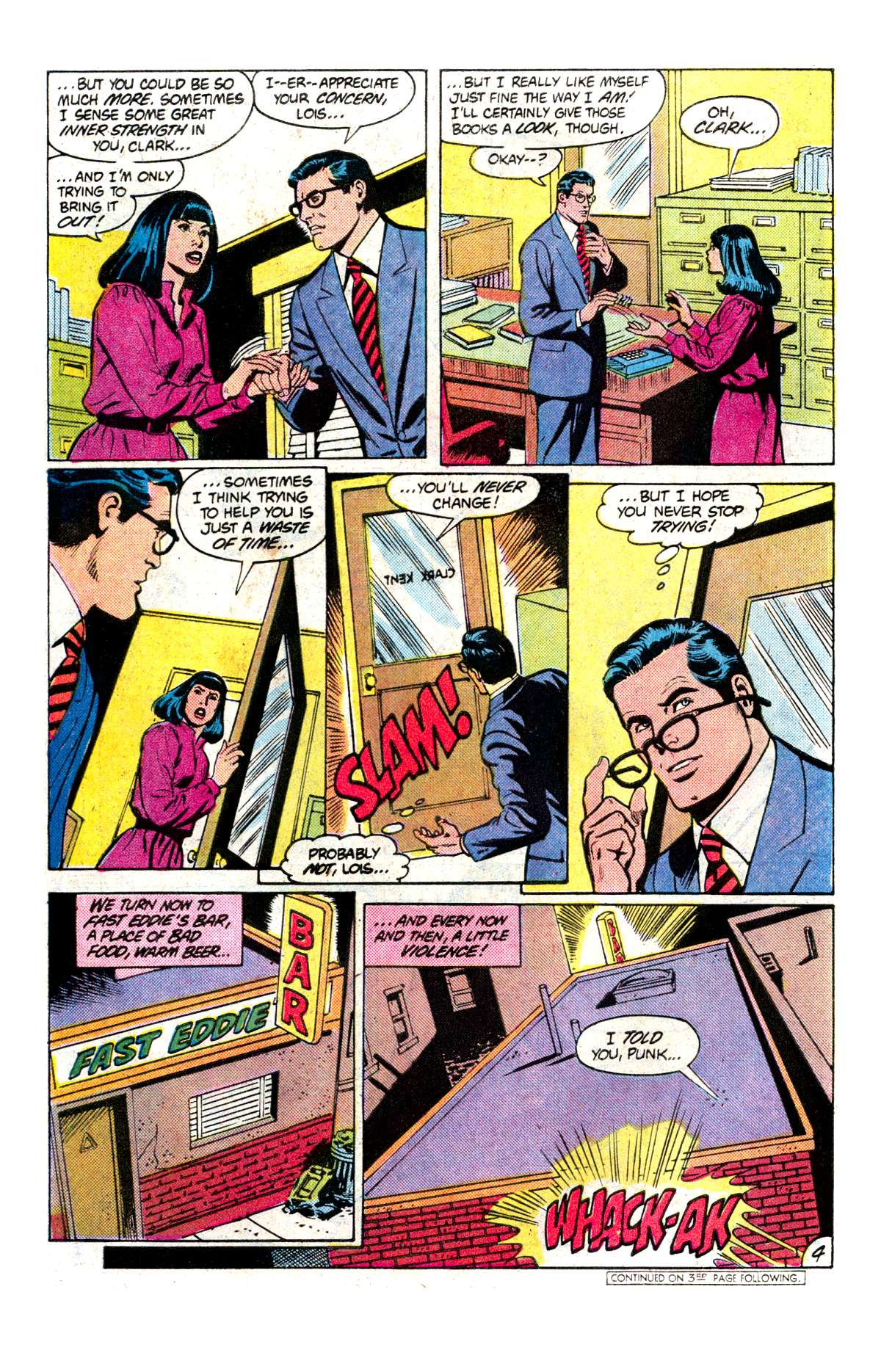 Read online Action Comics (1938) comic -  Issue #538 - 5