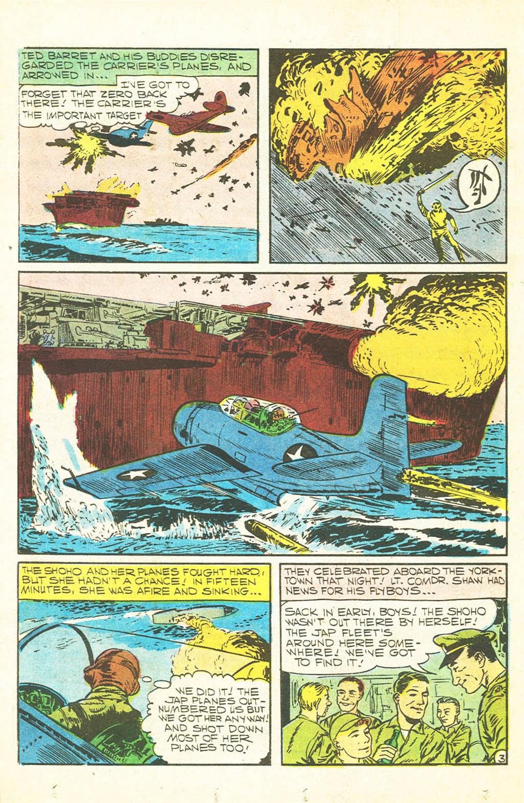 Read online Fightin' Navy comic -  Issue #128 - 18