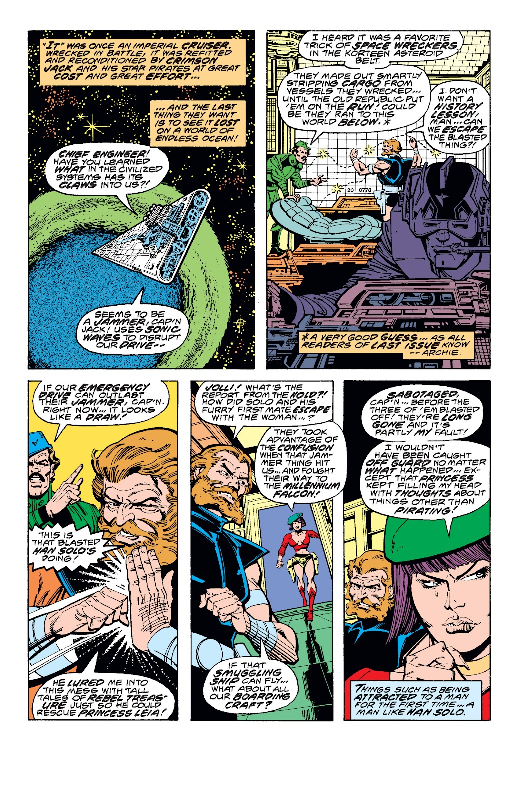 Read online Star Wars Legends: The Original Marvel Years - Epic Collection comic -  Issue # TPB 1 (Part 3) - 47