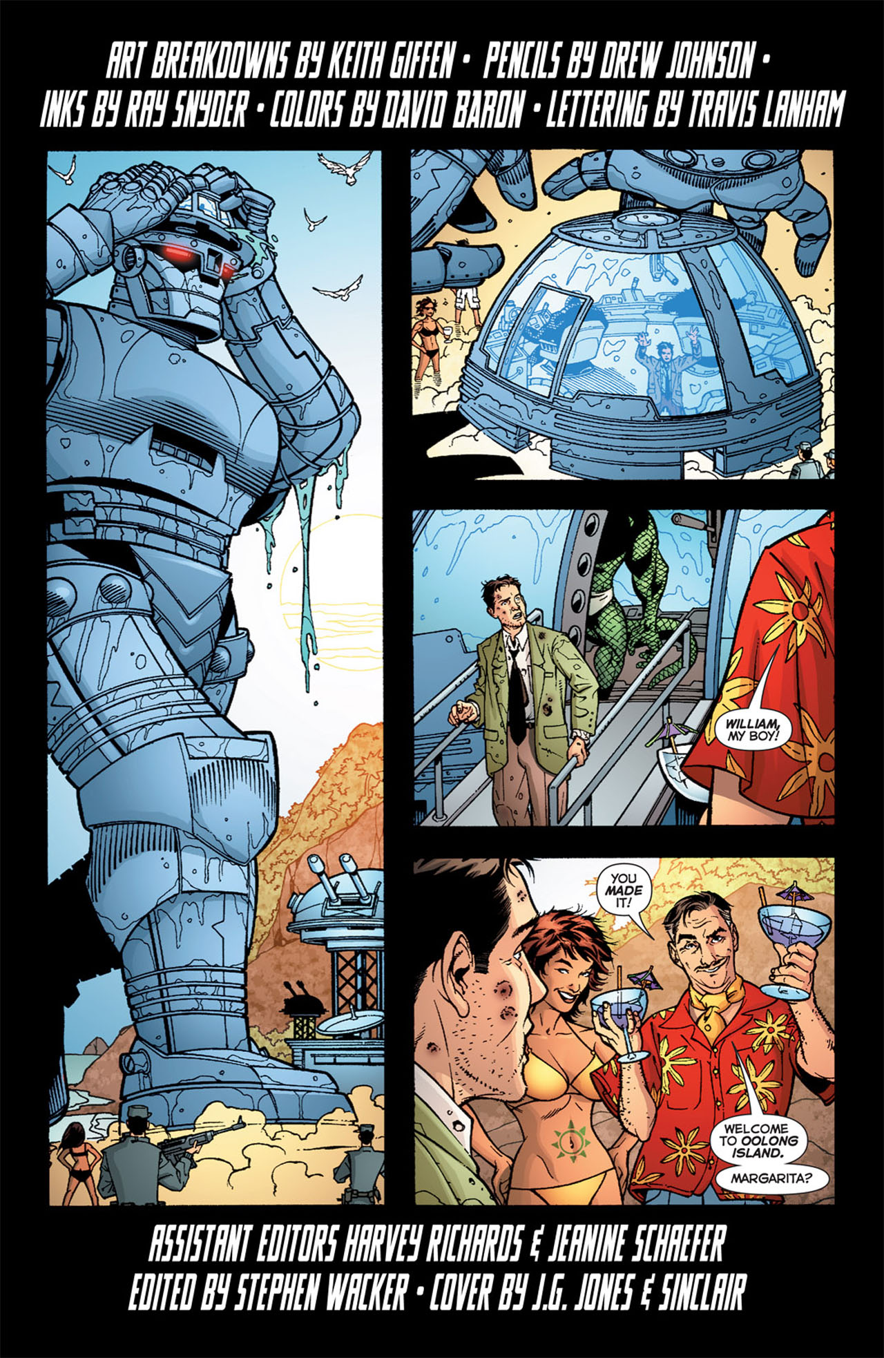 Read online 52 comic -  Issue #23 - 4