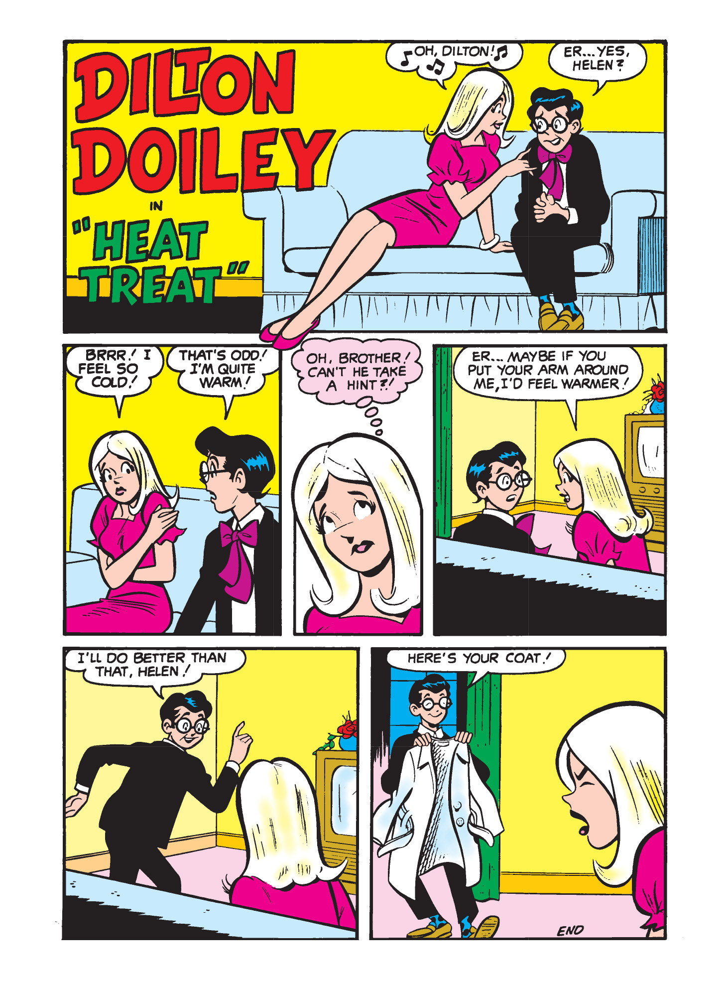 Read online Archie's Funhouse Double Digest comic -  Issue #3 - 35