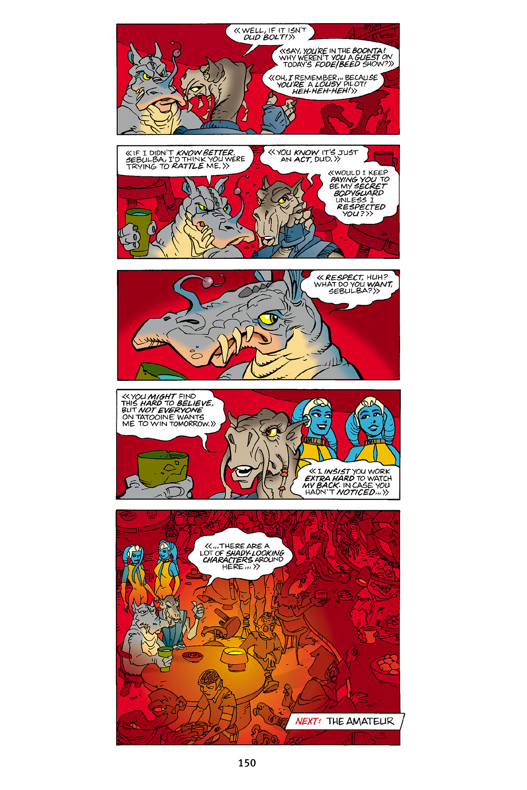 Read online Star Wars Omnibus comic -  Issue # Vol. 30 - 147