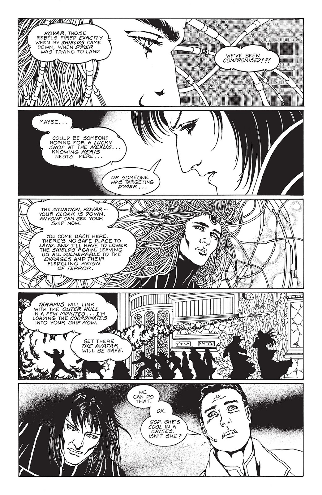 A Distant Soil (1991) issue 42 - Page 16