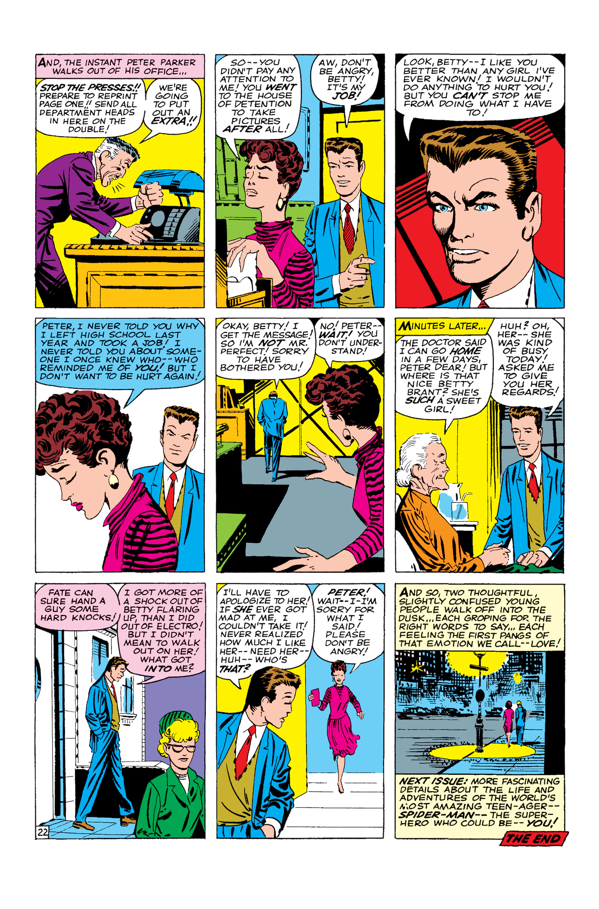 The Amazing Spider-Man (1963) 9 Page 22