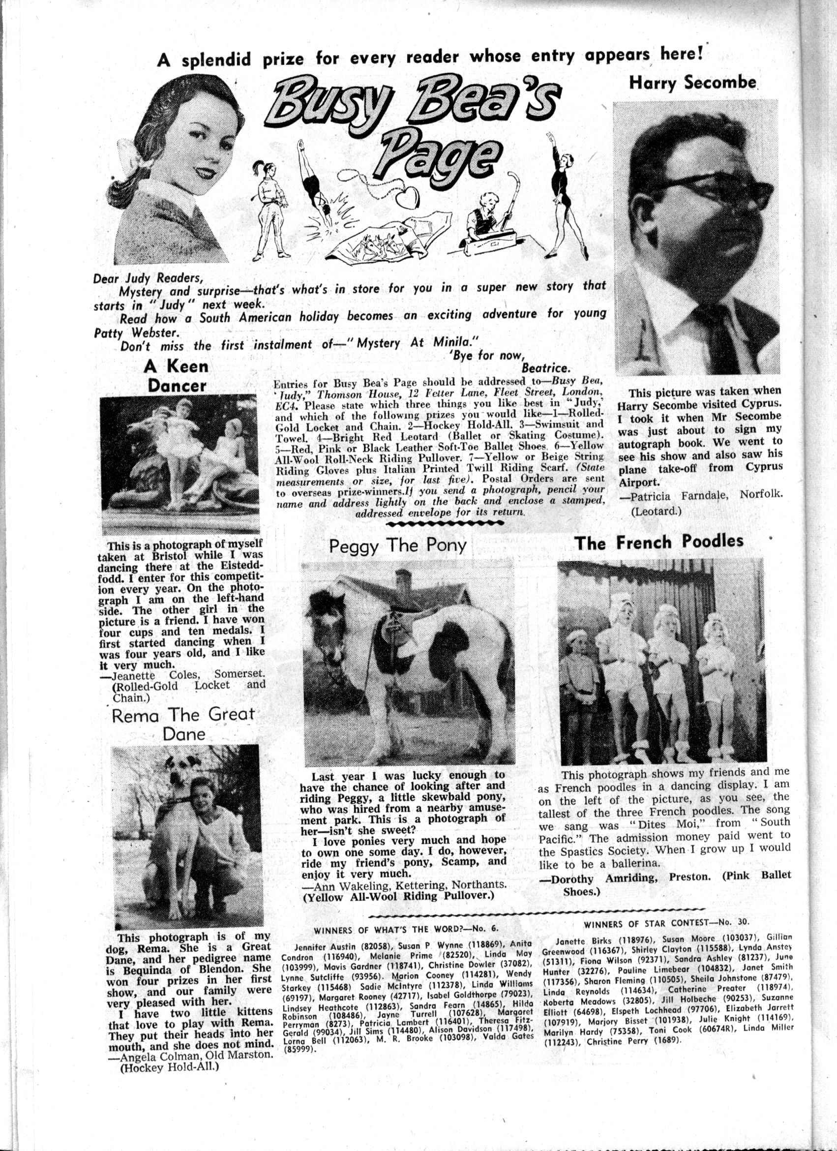 Read online Judy comic -  Issue #169 - 8