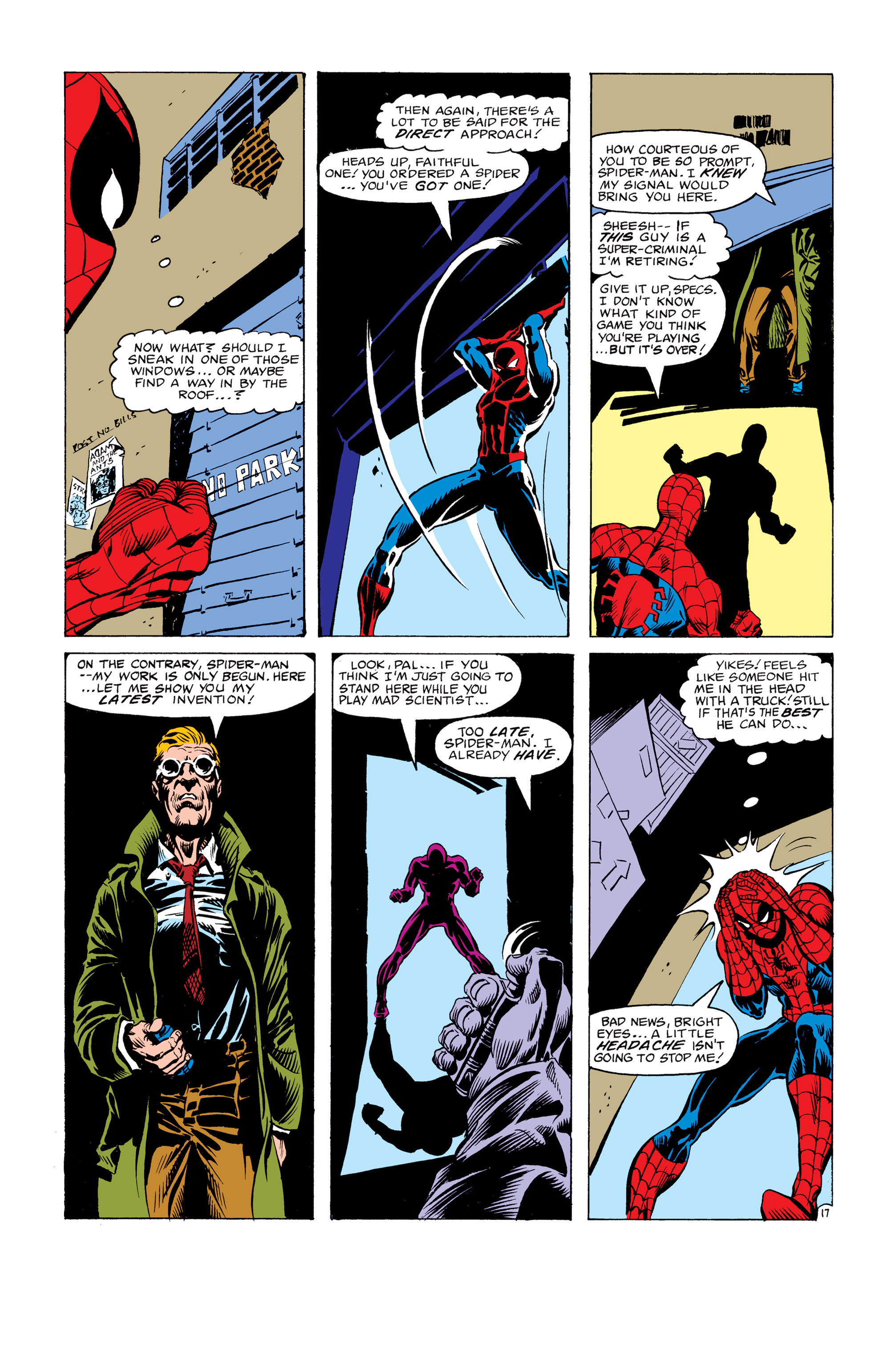 The Amazing Spider-Man (1963) 228 Page 17