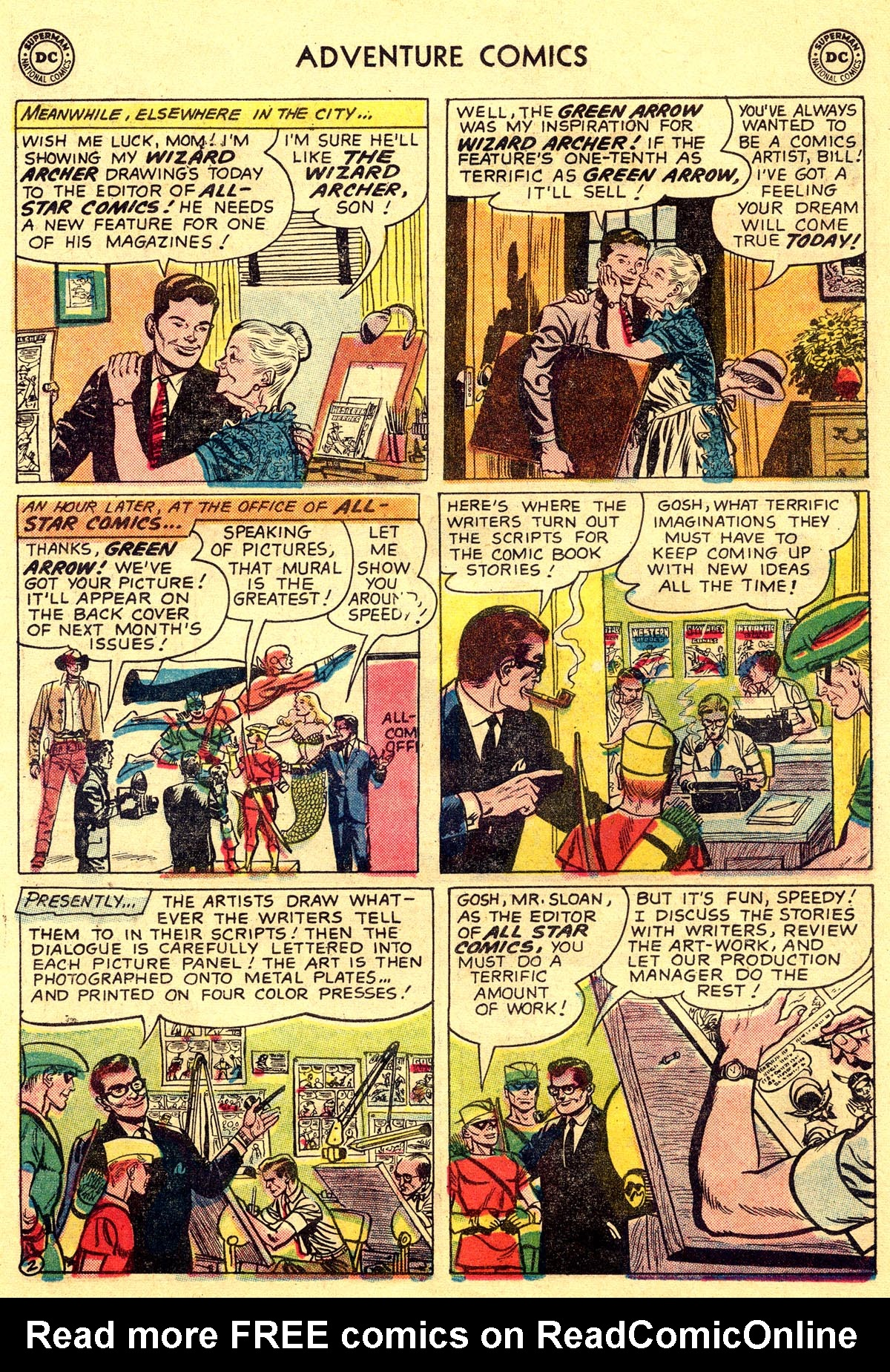 Read online Adventure Comics (1938) comic -  Issue #269 - 18