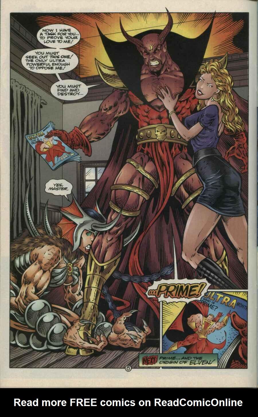 Read online Ultraverse Premiere comic -  Issue #2 - 16