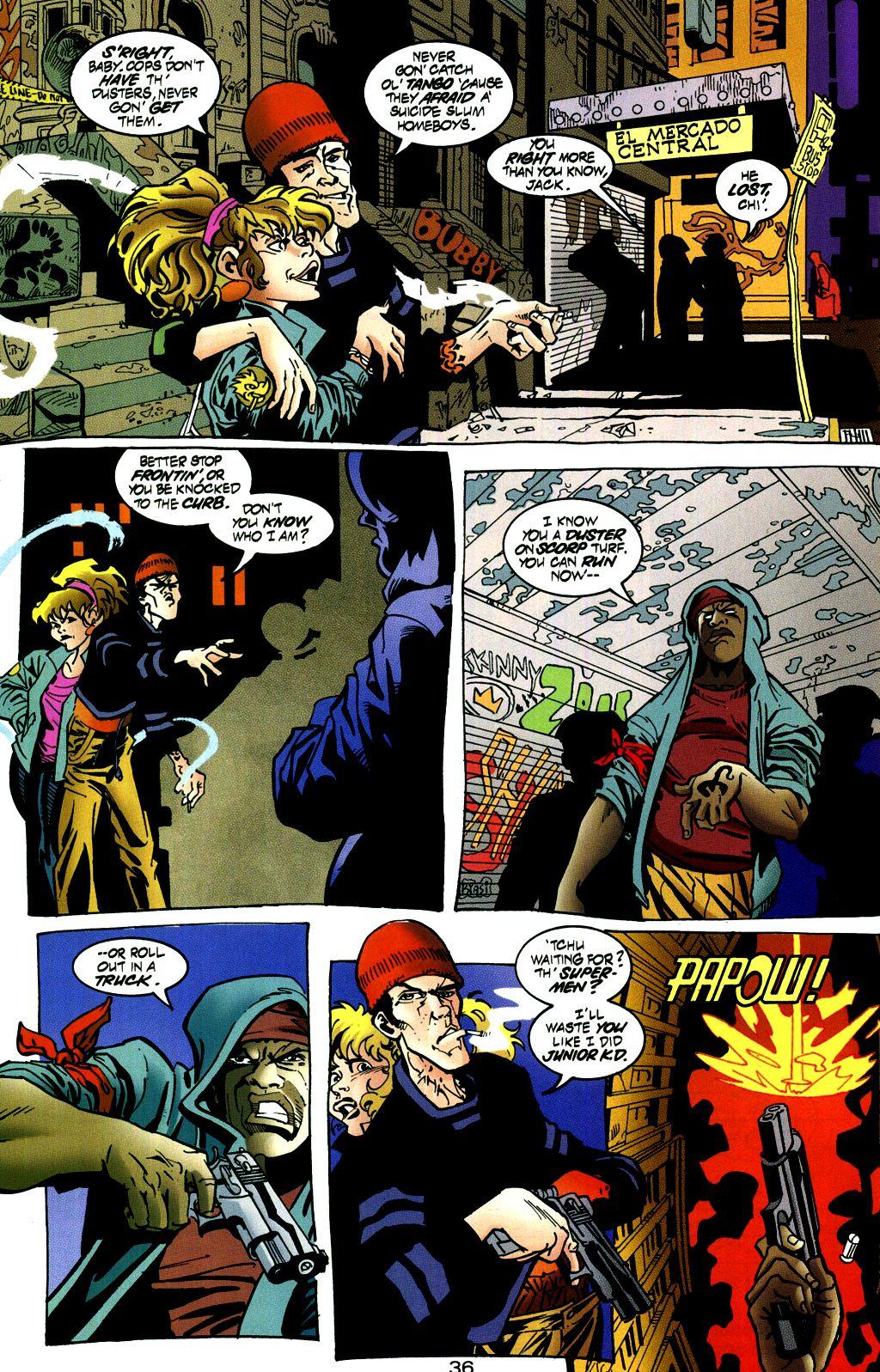 Read online Supermen of America comic -  Issue # Full - 37