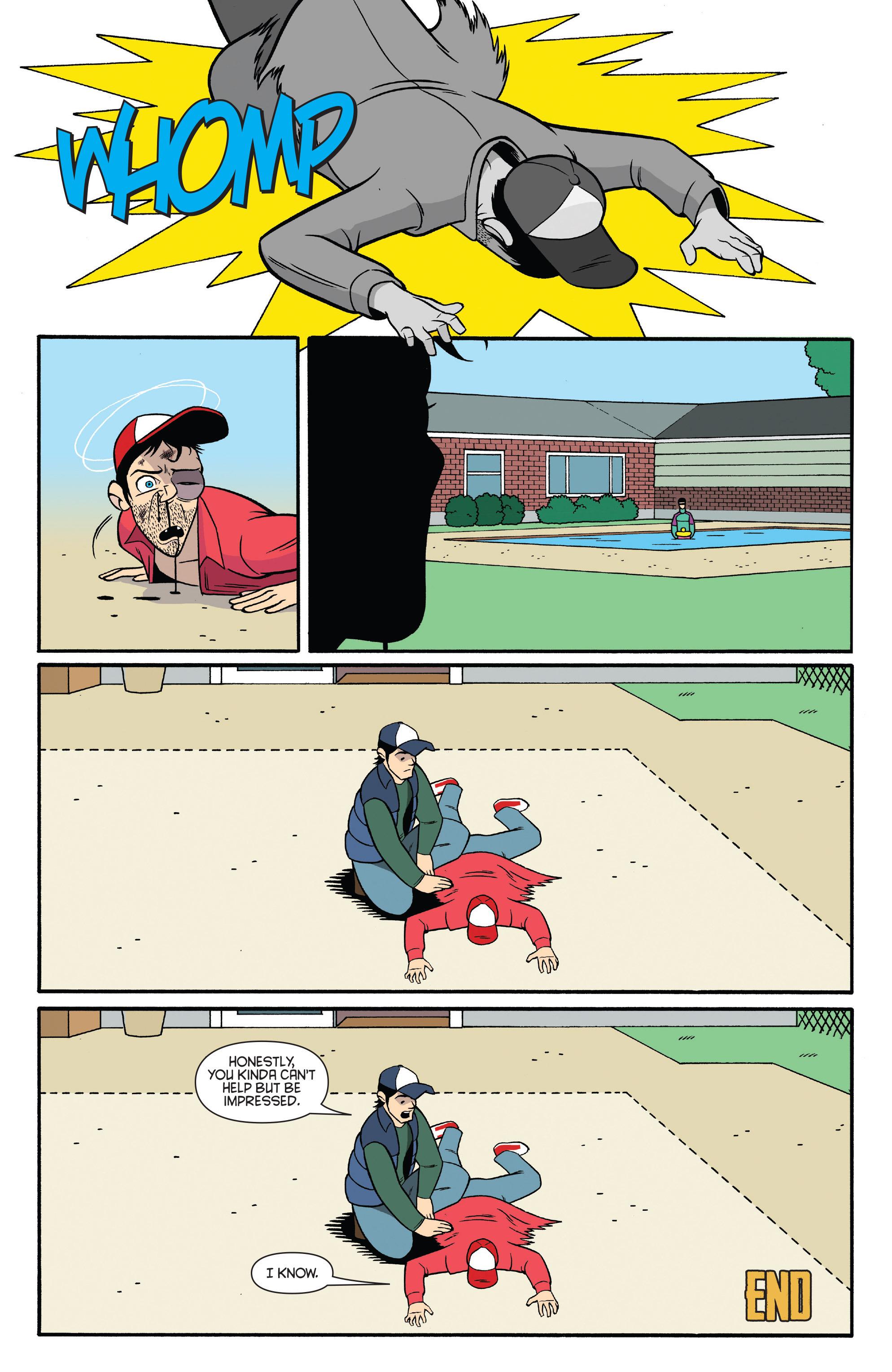 Read online Smosh comic -  Issue #2 - 29