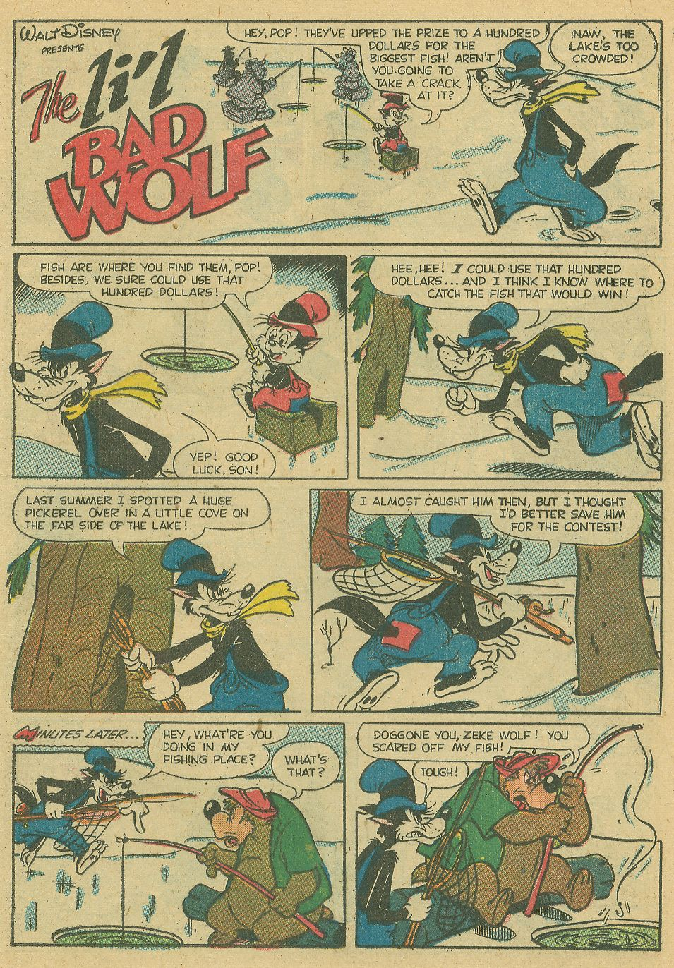 Walt Disney's Comics and Stories issue 198 - Page 13