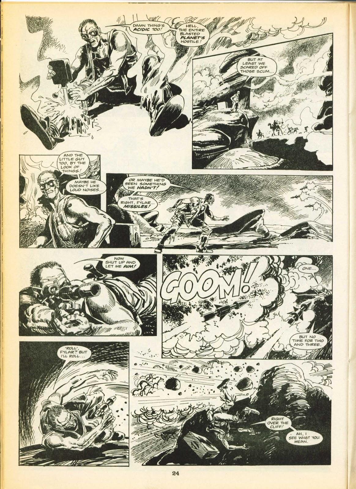 Warrior Issue #15 #16 - English 24
