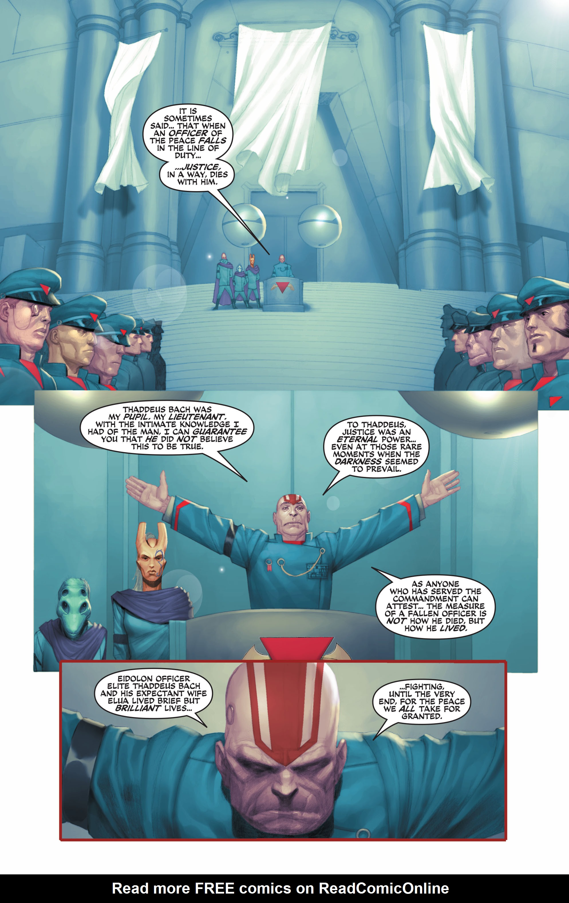Read online Space Ghost (2016) comic -  Issue # Full - 28