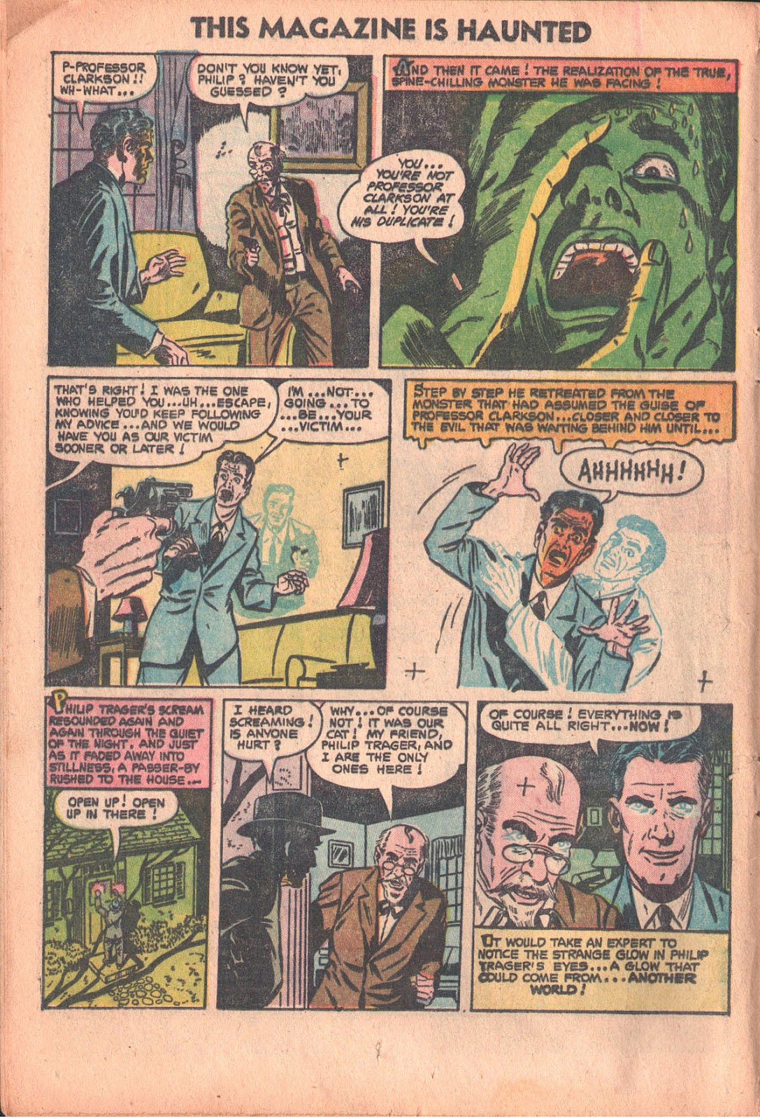Read online This Magazine Is Haunted comic -  Issue #15 - 12