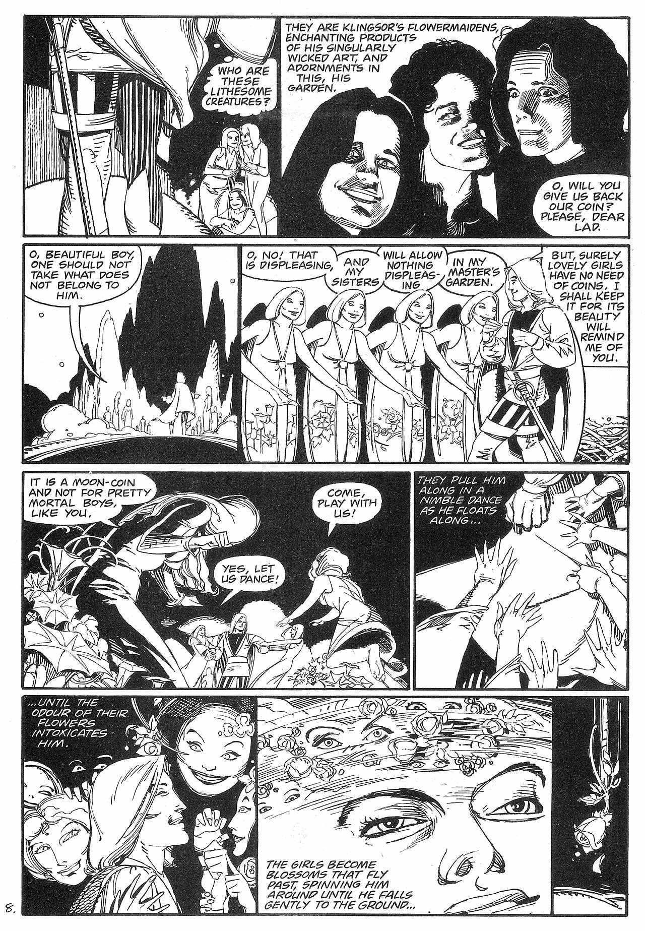 Read online Star*Reach comic -  Issue #8 - 10