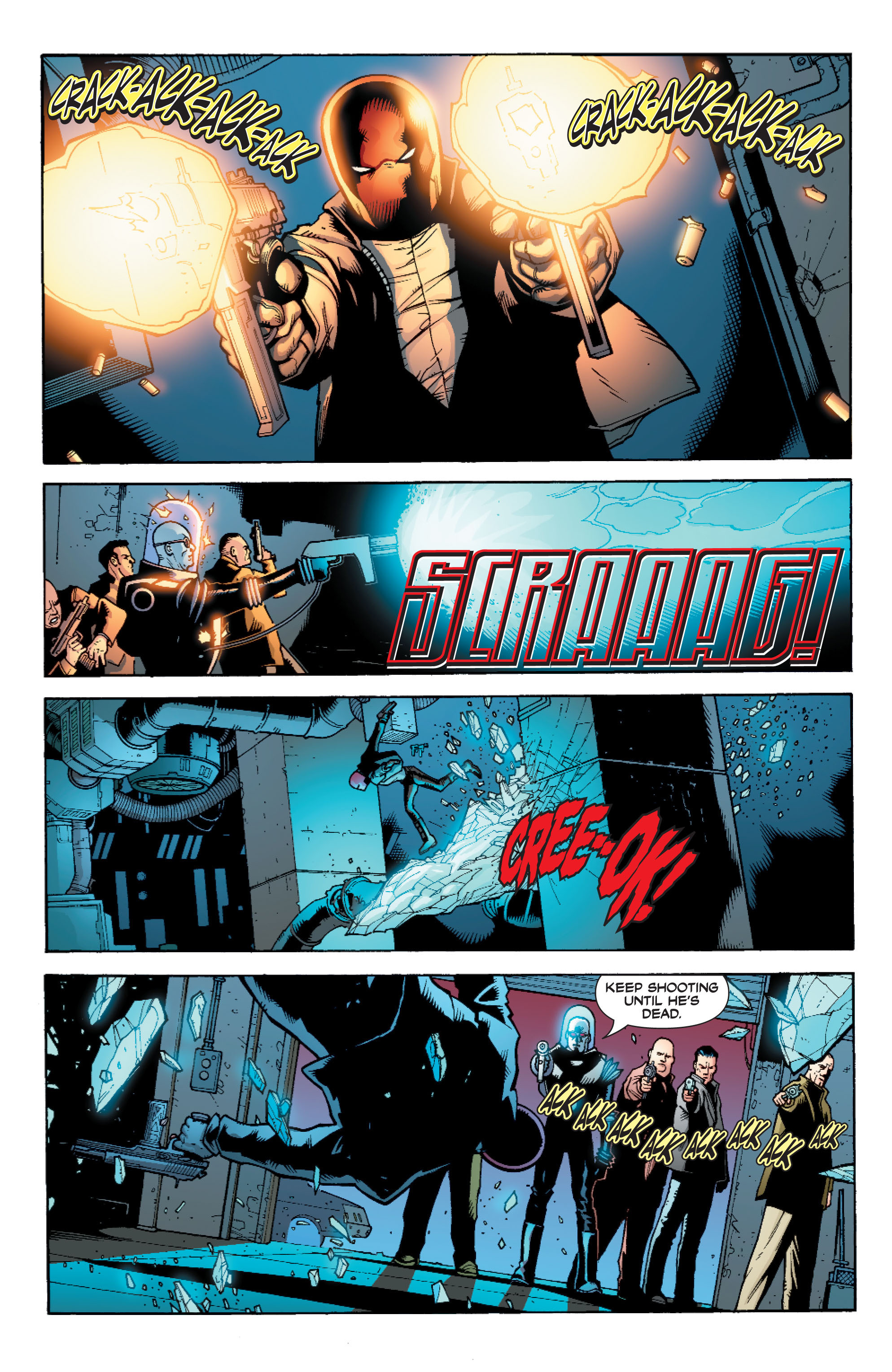 Read online Batman: Under The Red Hood comic -  Issue # Full - 91