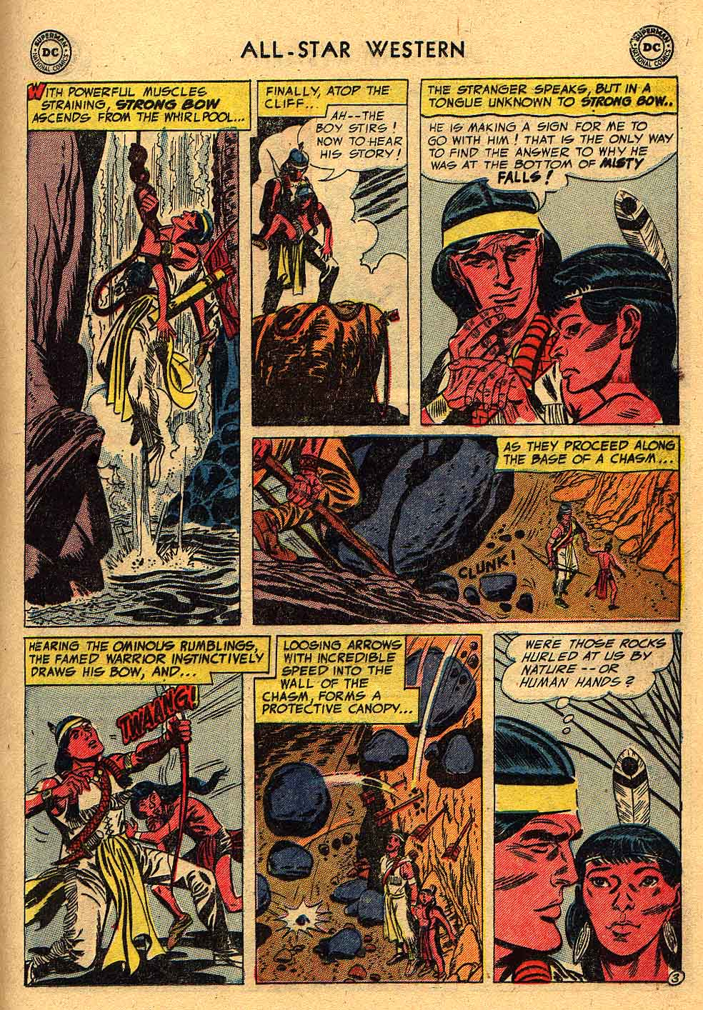 Read online All-Star Western (1951) comic -  Issue #80 - 13