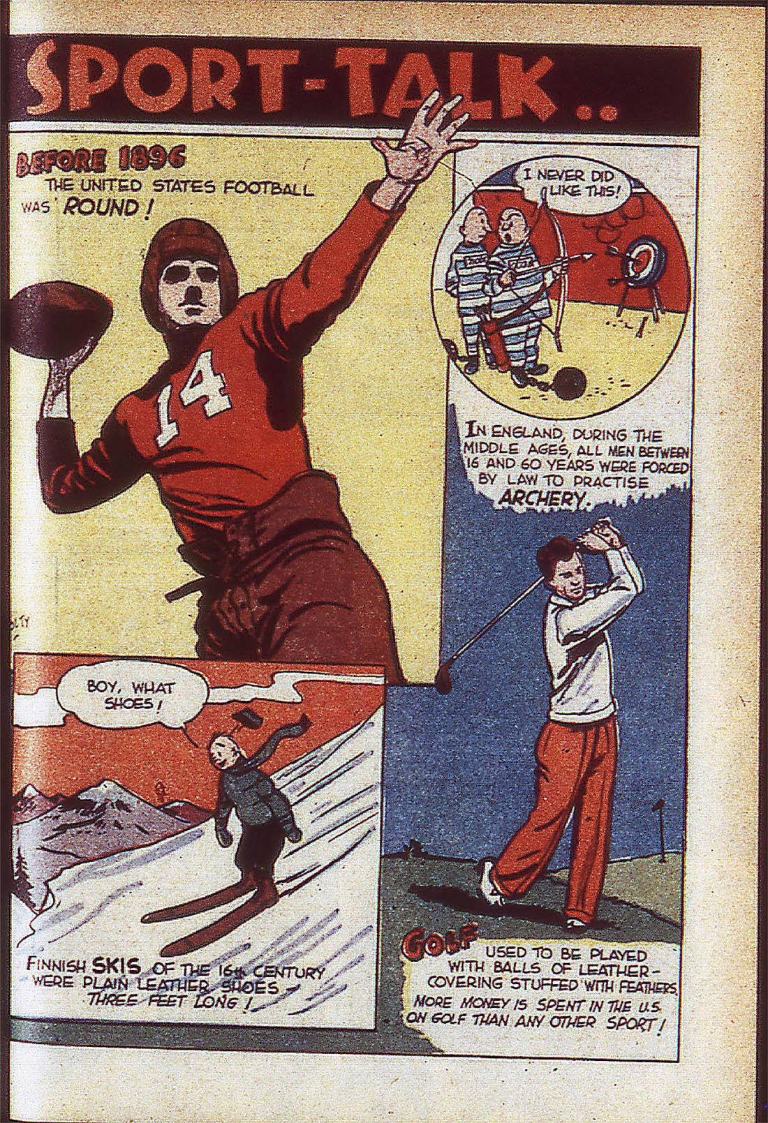 Read online Adventure Comics (1938) comic -  Issue #59 - 56