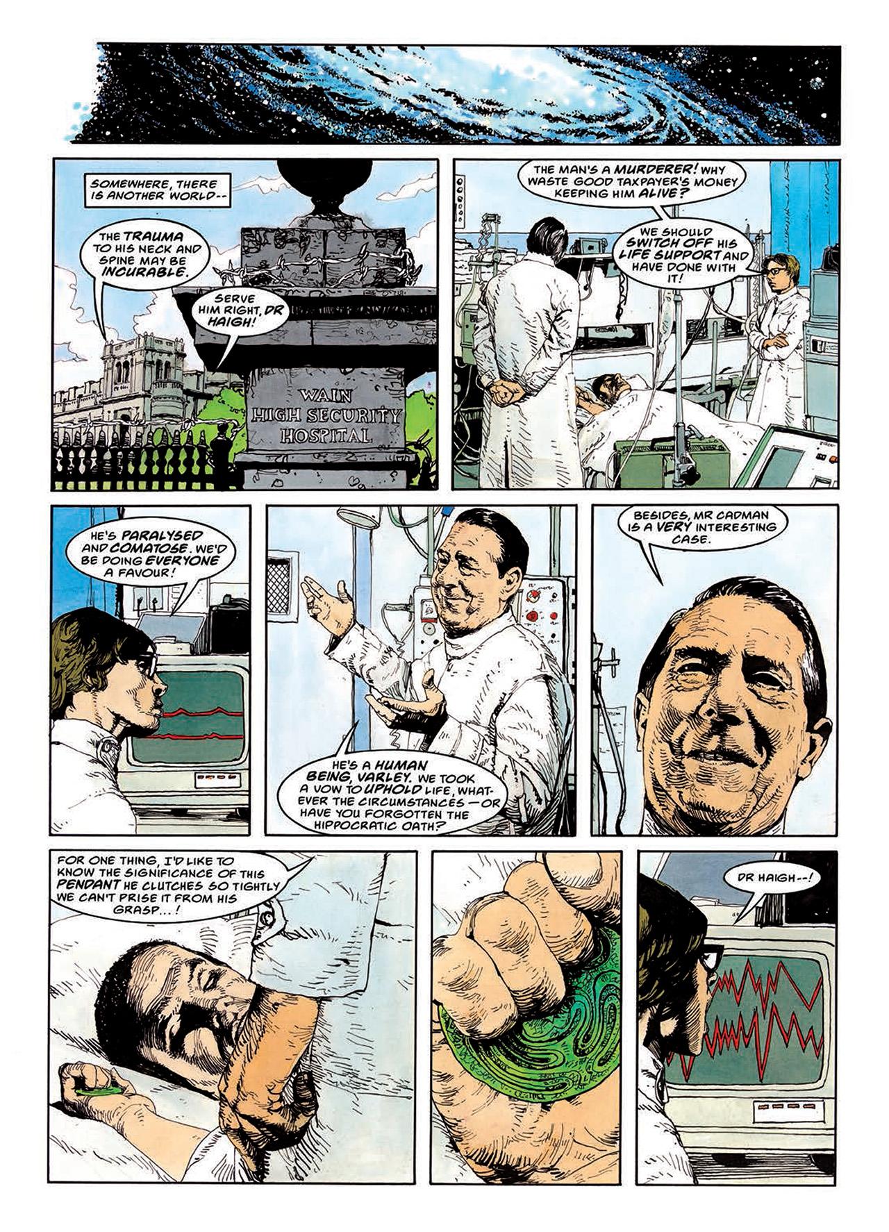 Read online Mazeworld comic -  Issue # TPB - 71