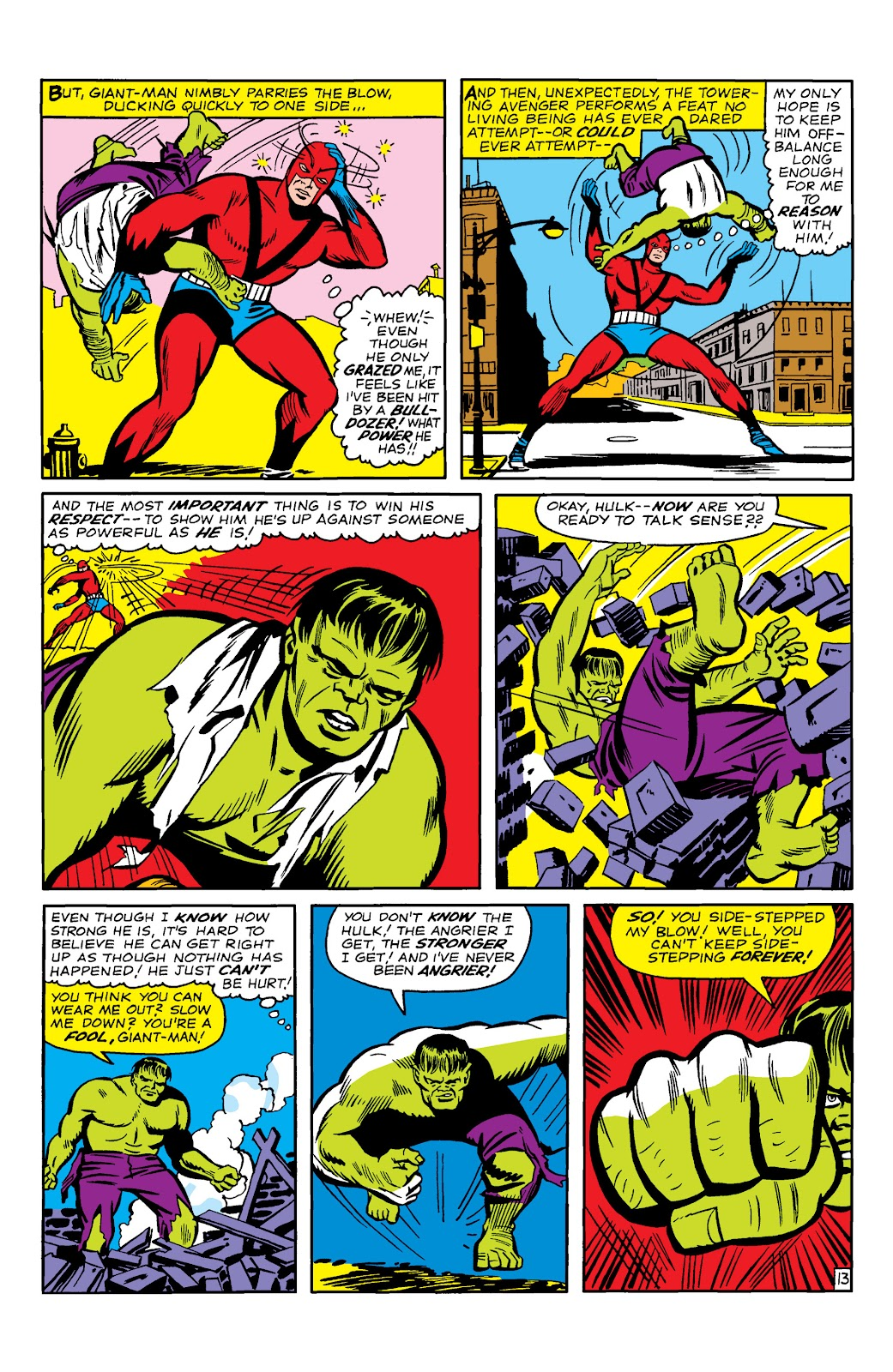 Read online Marvel Masterworks: The Incredible Hulk comic -  Issue # TPB 2 (Part 1) - 16