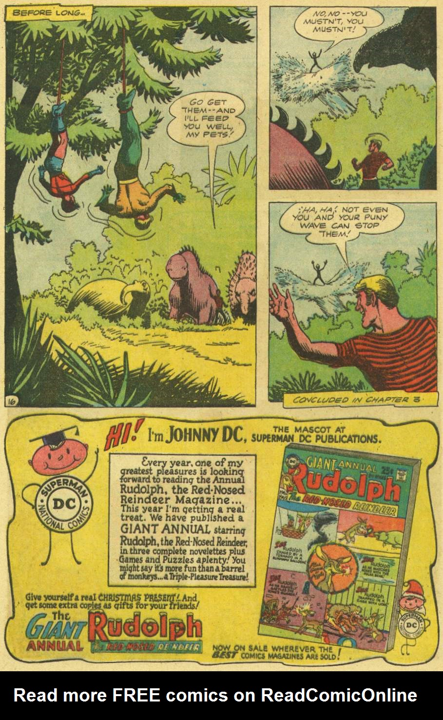 Read online Aquaman (1962) comic -  Issue #7 - 20