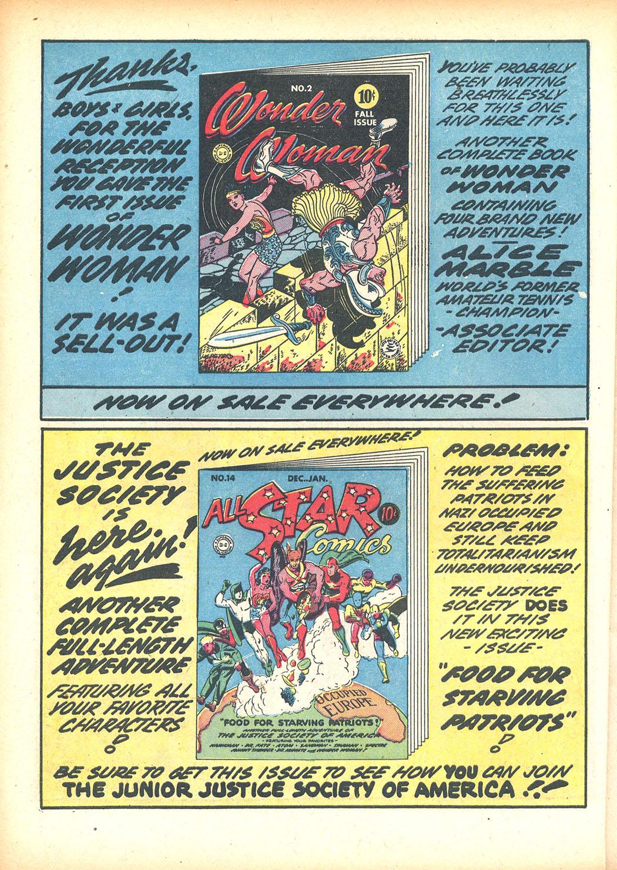 Read online Sensation (Mystery) Comics comic -  Issue #13 - 16