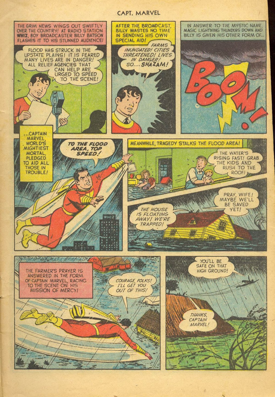 Captain Marvel Adventures issue 132 - Page 5