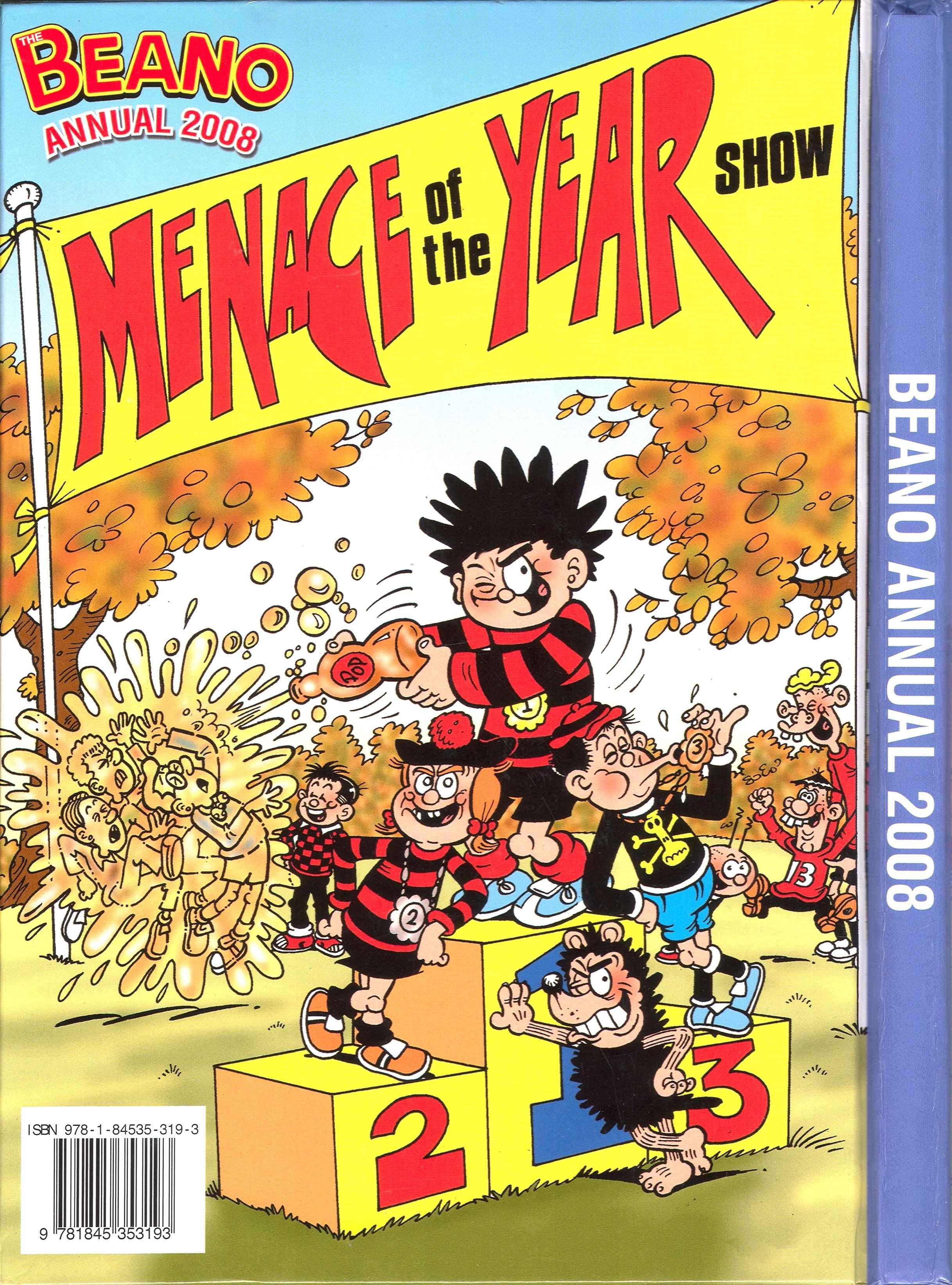 The Beano Book (Annual) 2008 Page 144