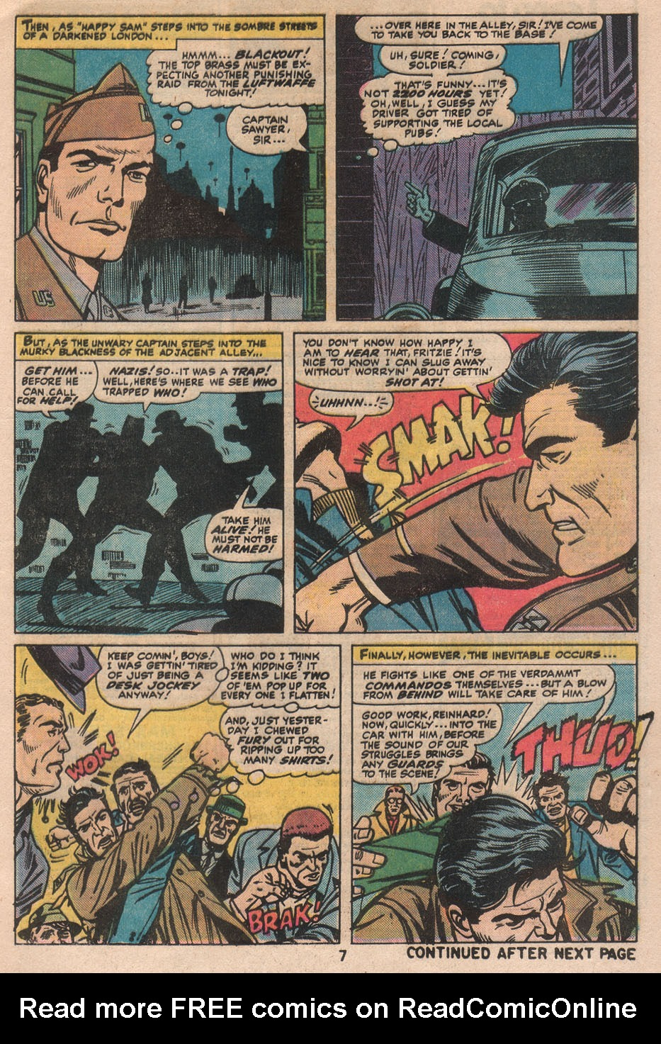 Read online Sgt. Fury comic -  Issue #133 - 9